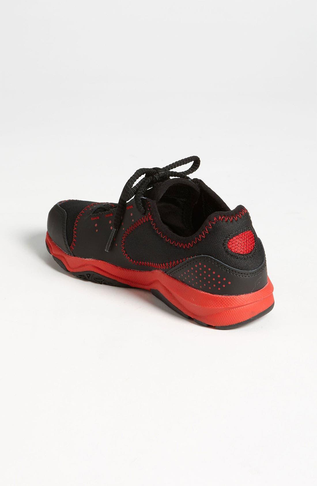 Alternate Image 2  - Under Armour 'Defend' Sneaker (Toddler, Little Kid & Big Kid)