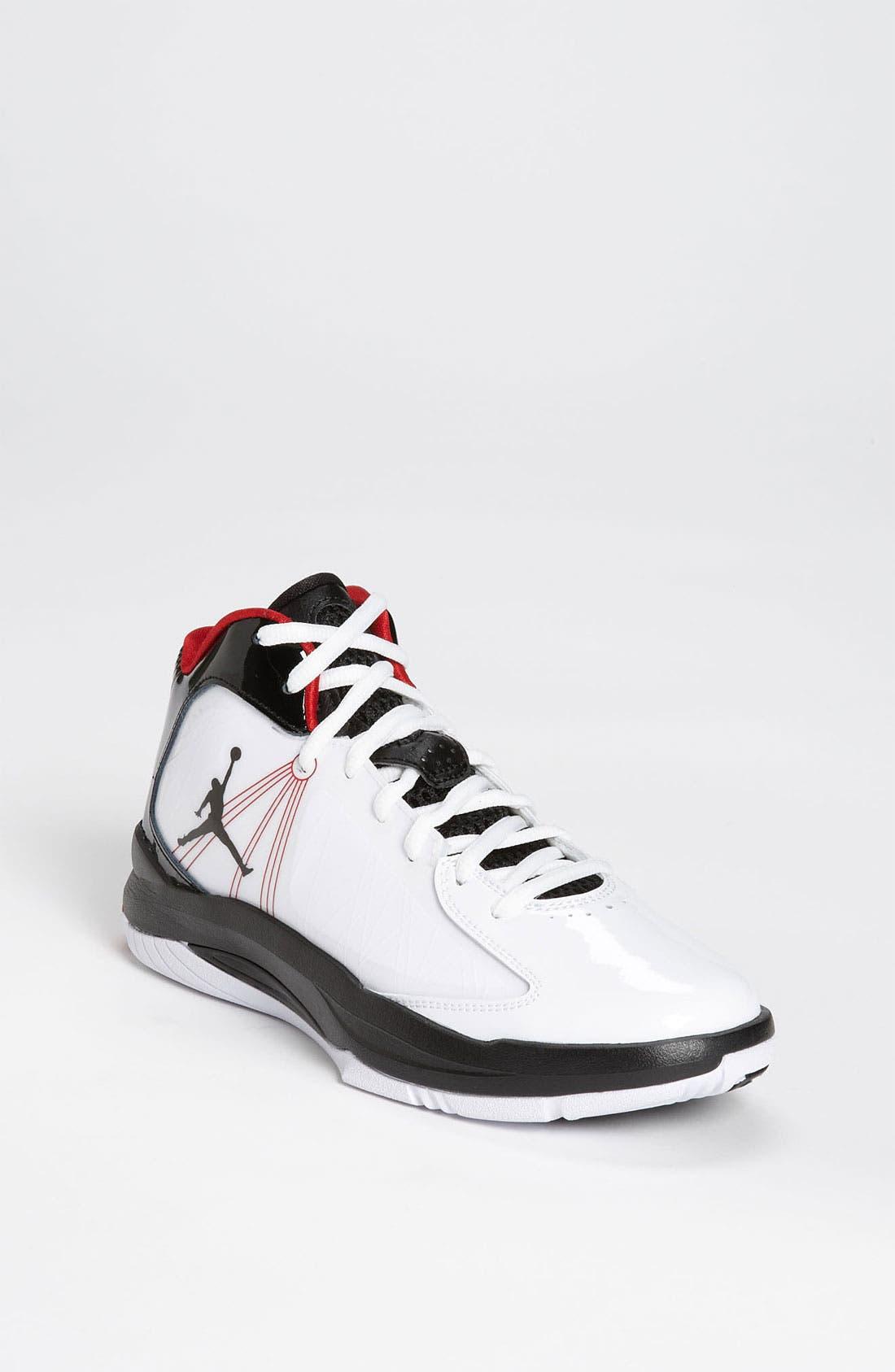 Alternate Image 1 Selected - Nike 'Jordan Aero Flight' Sneaker (Big Kid)