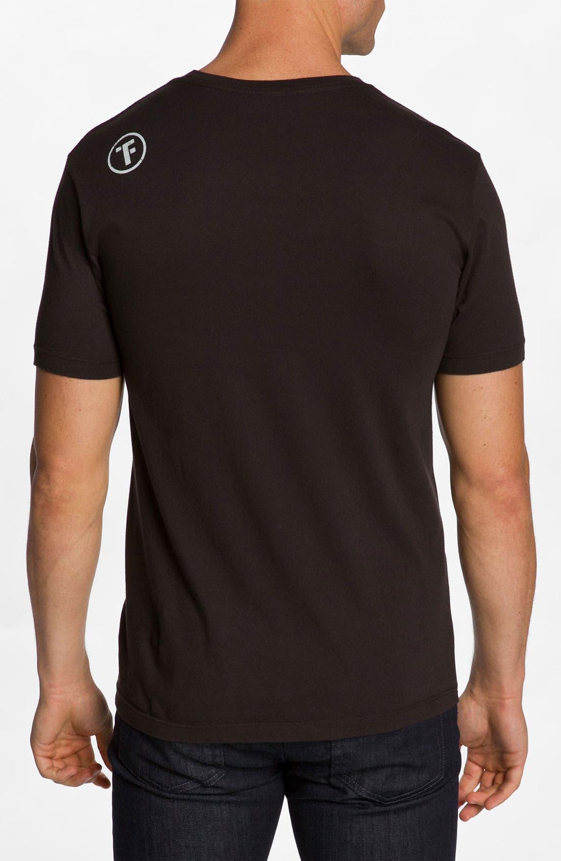 Alternate Image 2  - Tankfarm 'Daggers at Dawn' T-Shirt