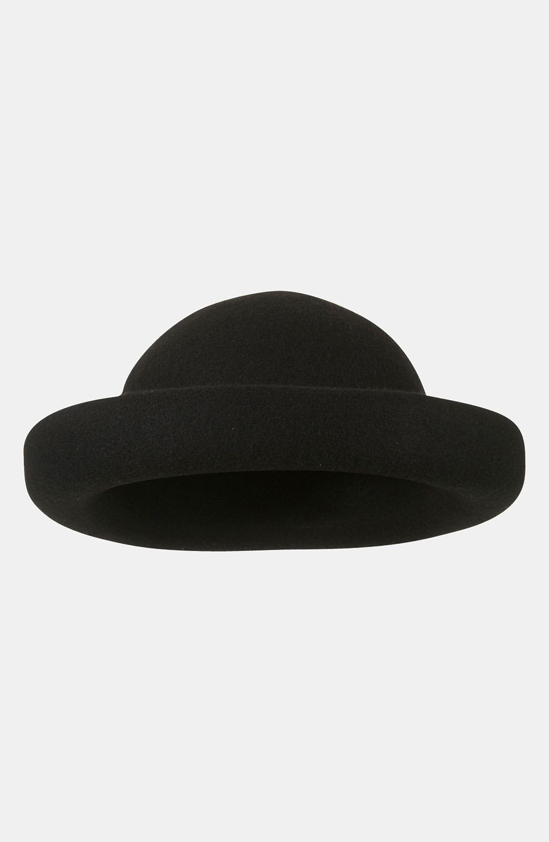 Alternate Image 2  - Topshop 'Mini Roller' Hat