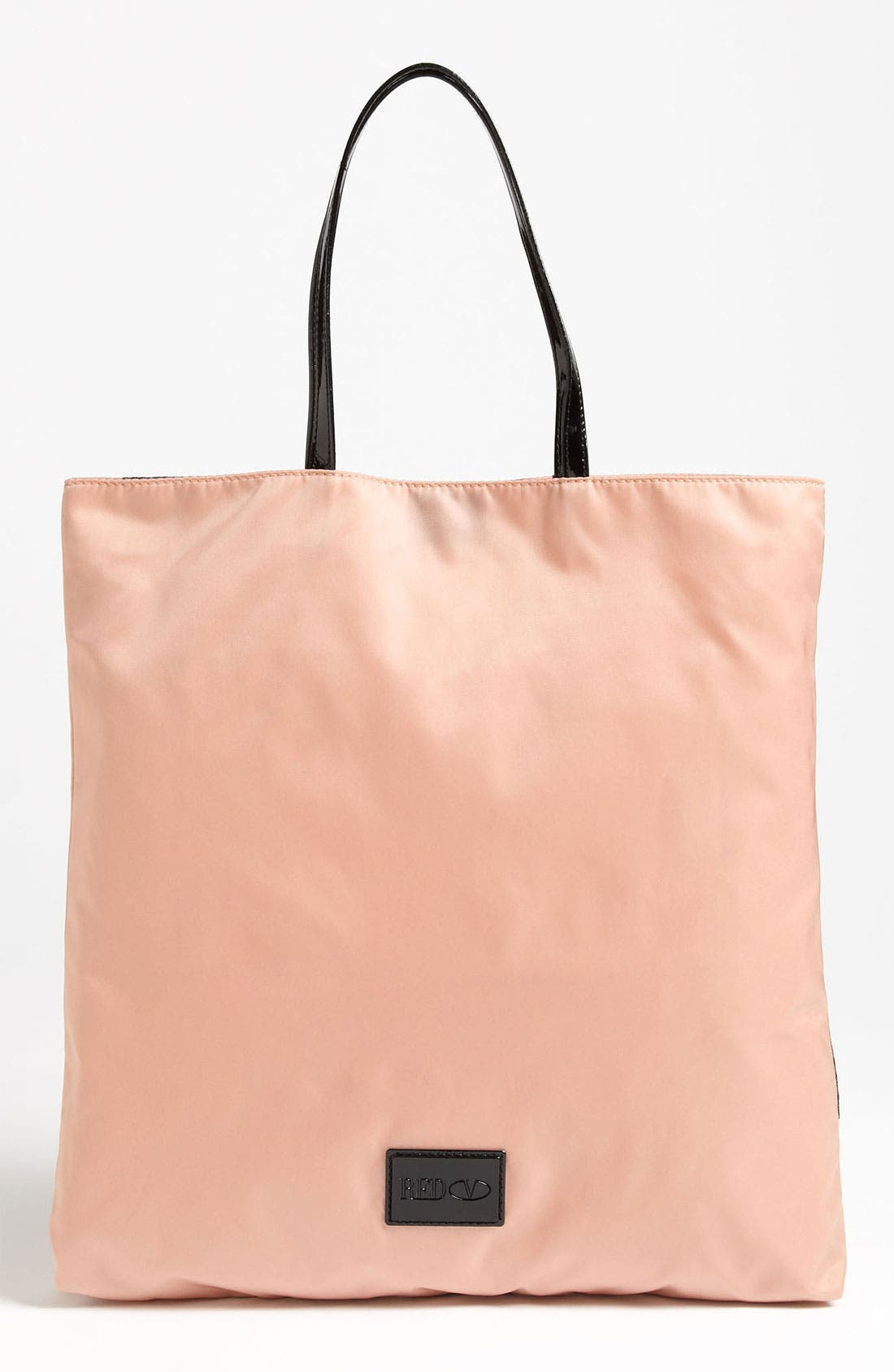 Alternate Image 4  - RED Valentino 'Point D'Esprit Bow' Tote