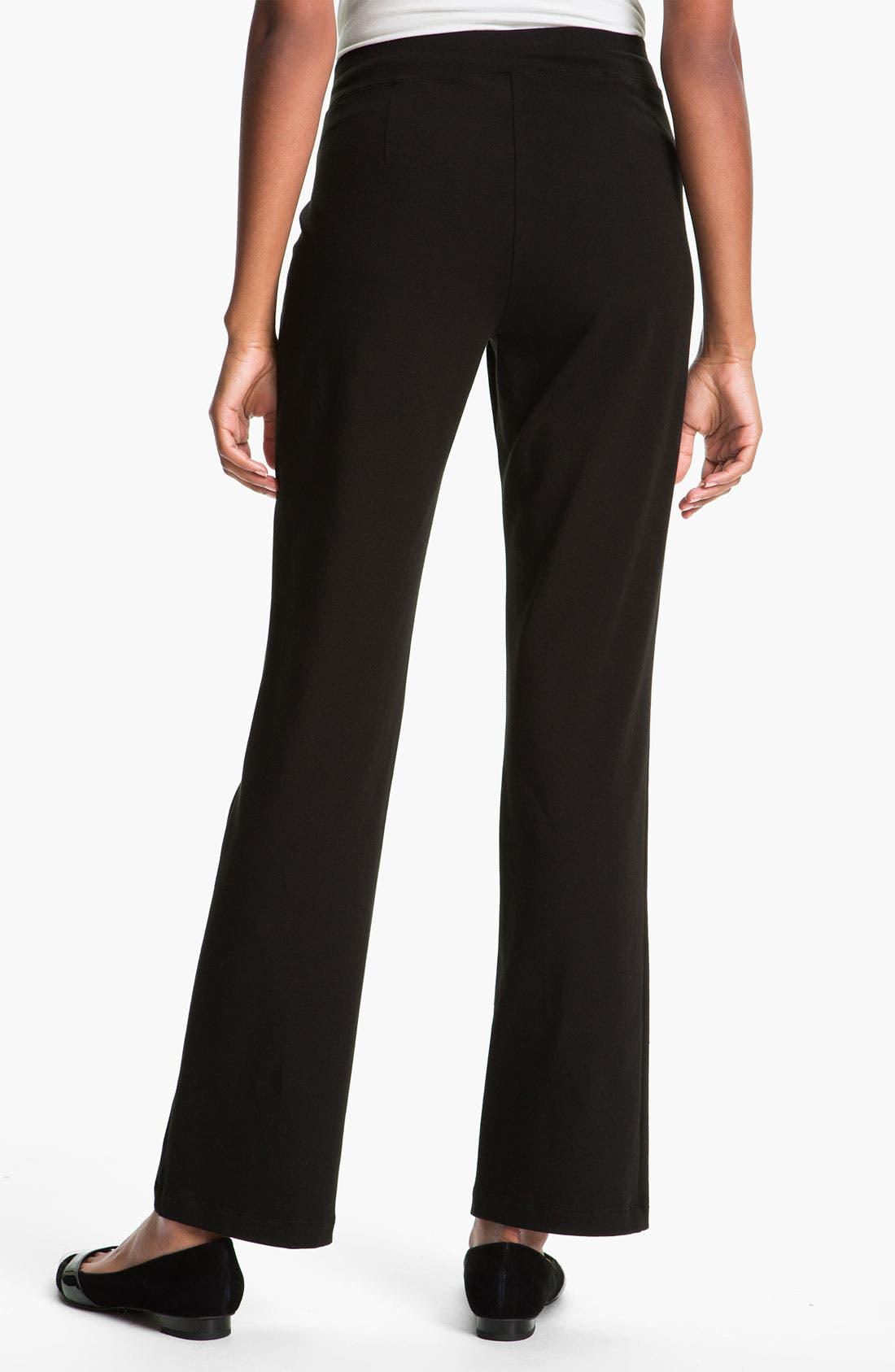 Alternate Image 2  - Eileen Fisher Slim Boot Cut Pants
