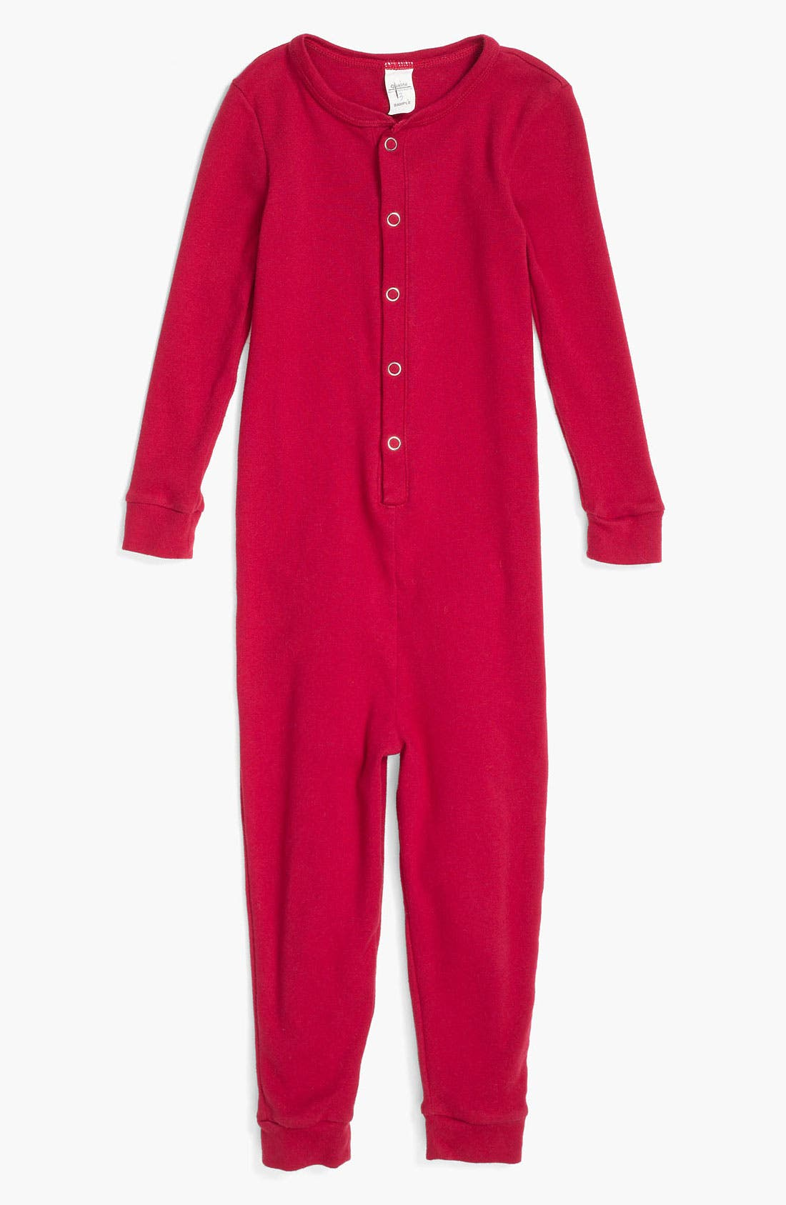 Alternate Image 1 Selected - Tucker + Tate 'Union Suit' Pajamas (Toddler)