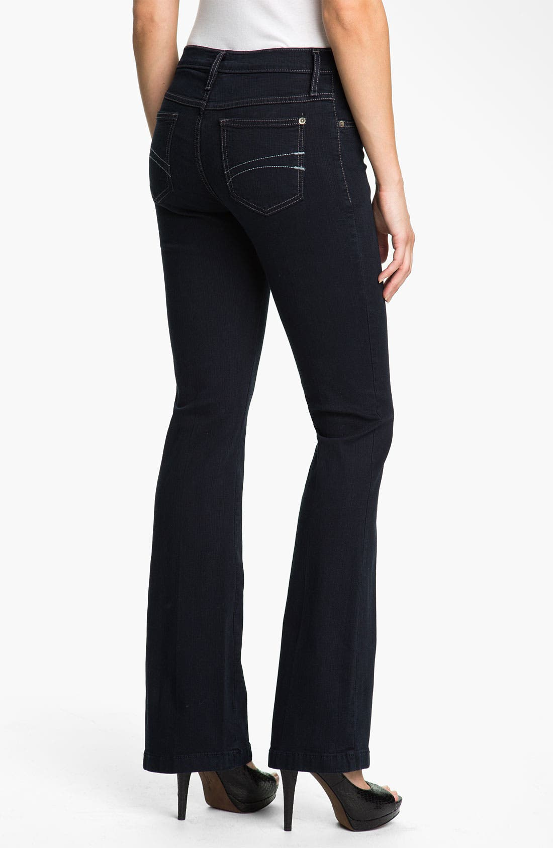 Alternate Image 2  - Yoga Jeans by Second Denim Bootcut Jeans
