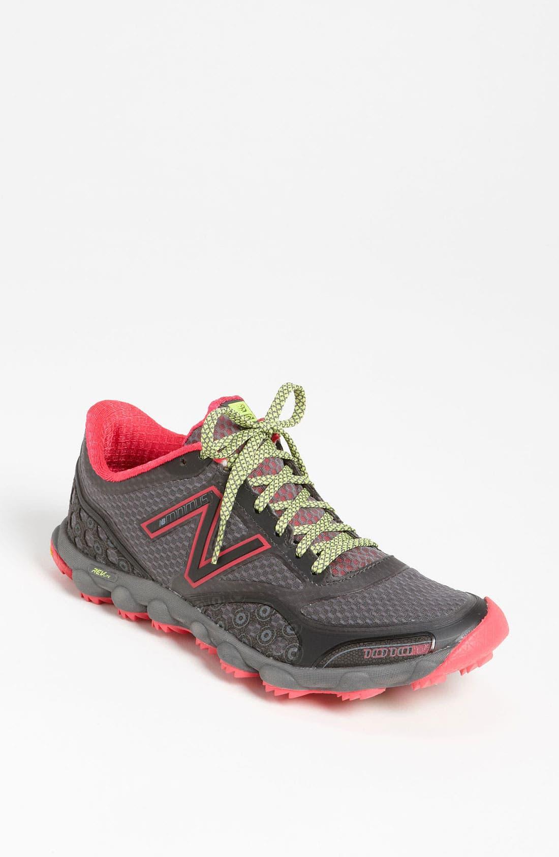 Alternate Image 1 Selected - New Balance '1010 Minimus Trail' Training Shoe (Women) (Regular Retail Price: $109.95)