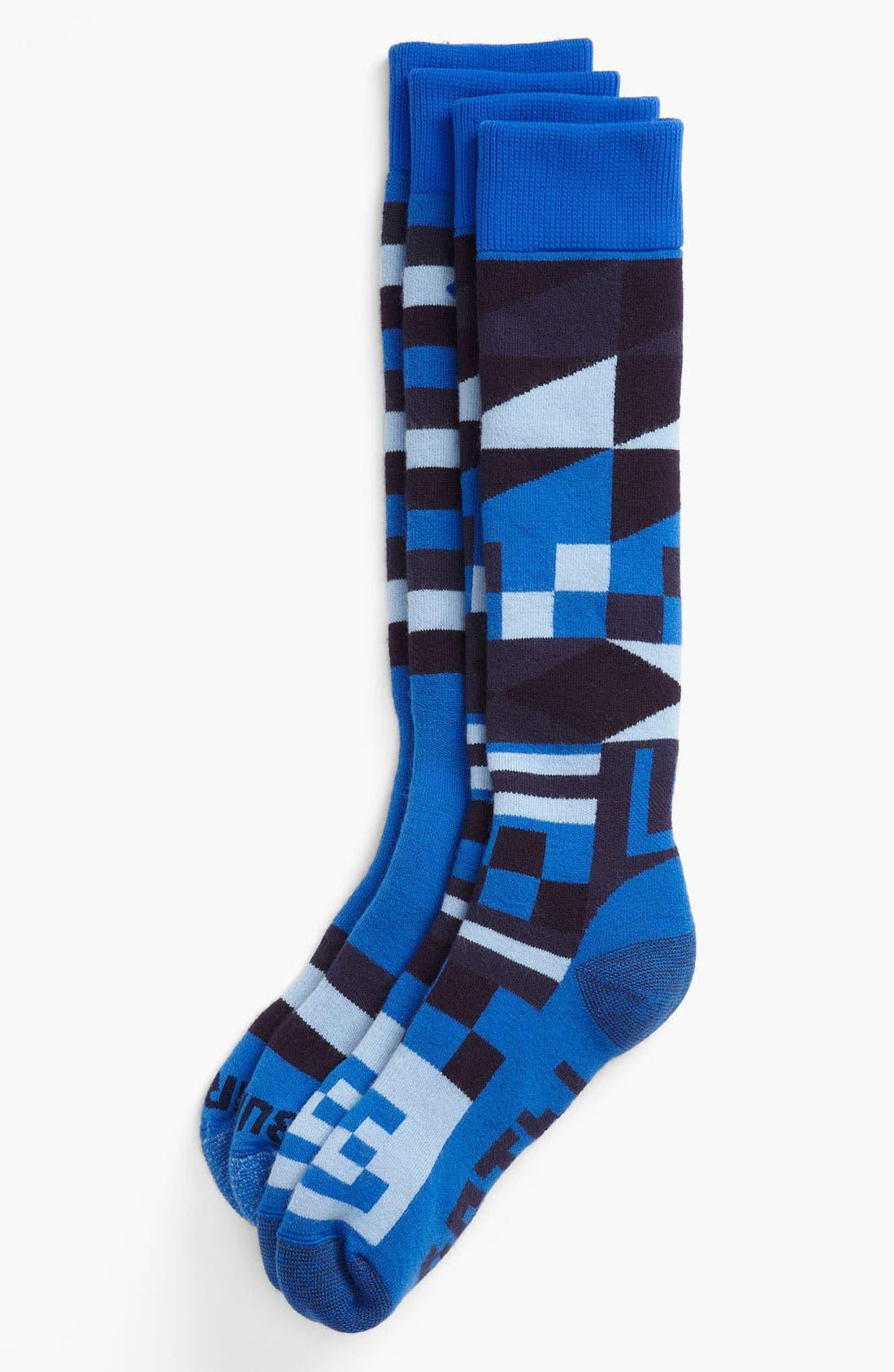 Alternate Image 1 Selected - Burton Socks (2-Pack)