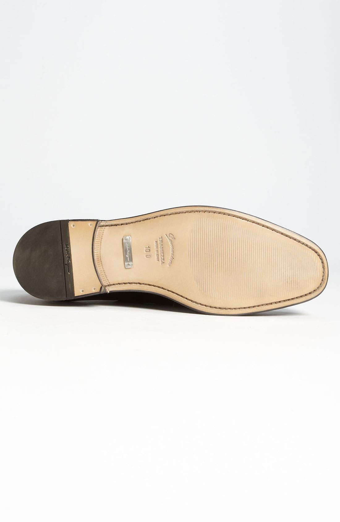 Alternate Image 4  - Salvatore Ferragamo 'Duran' Double Monk Strap Slip-On