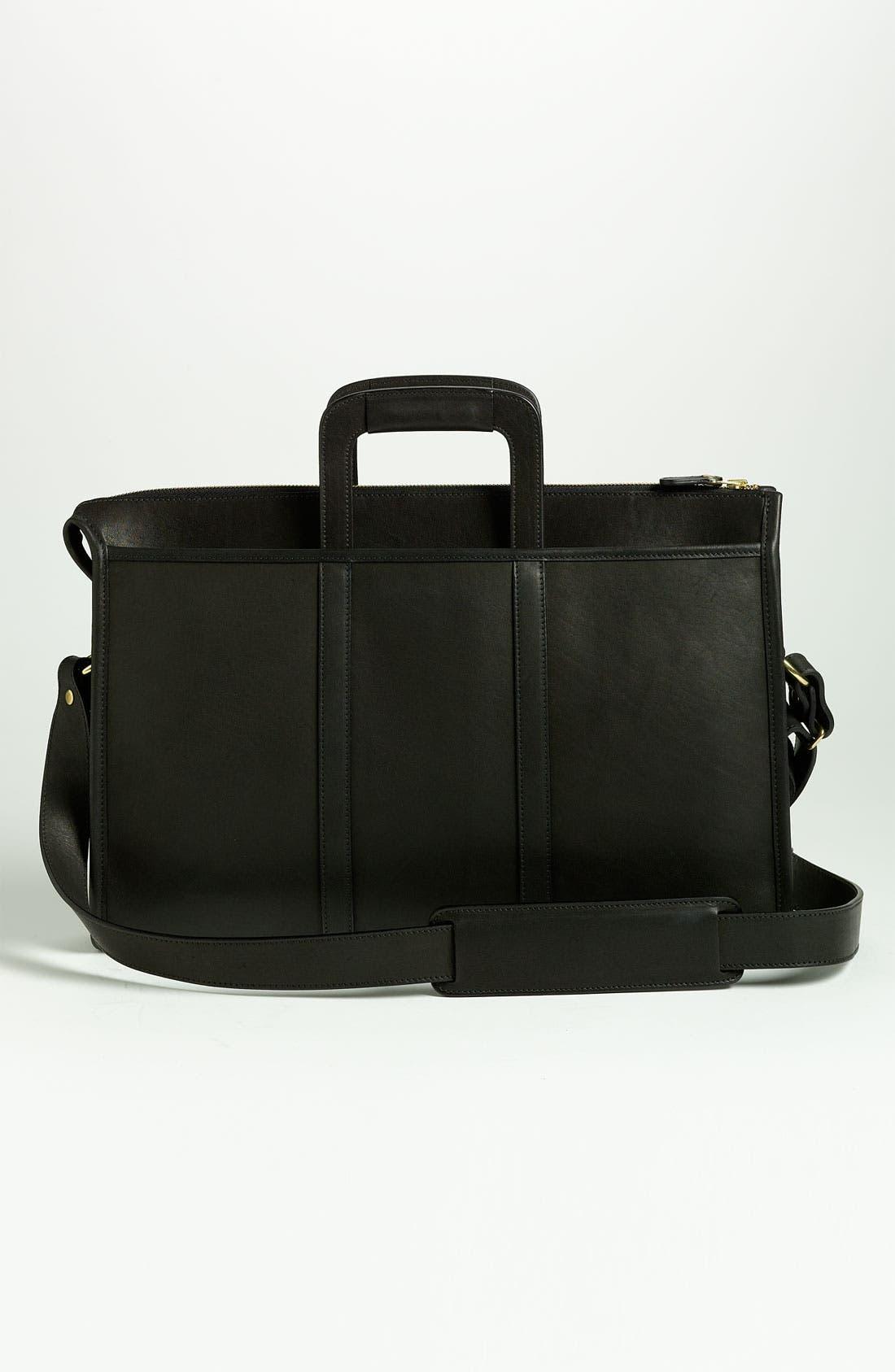 Alternate Image 4  - Ghurka 'Expeditor' Leather Briefcase