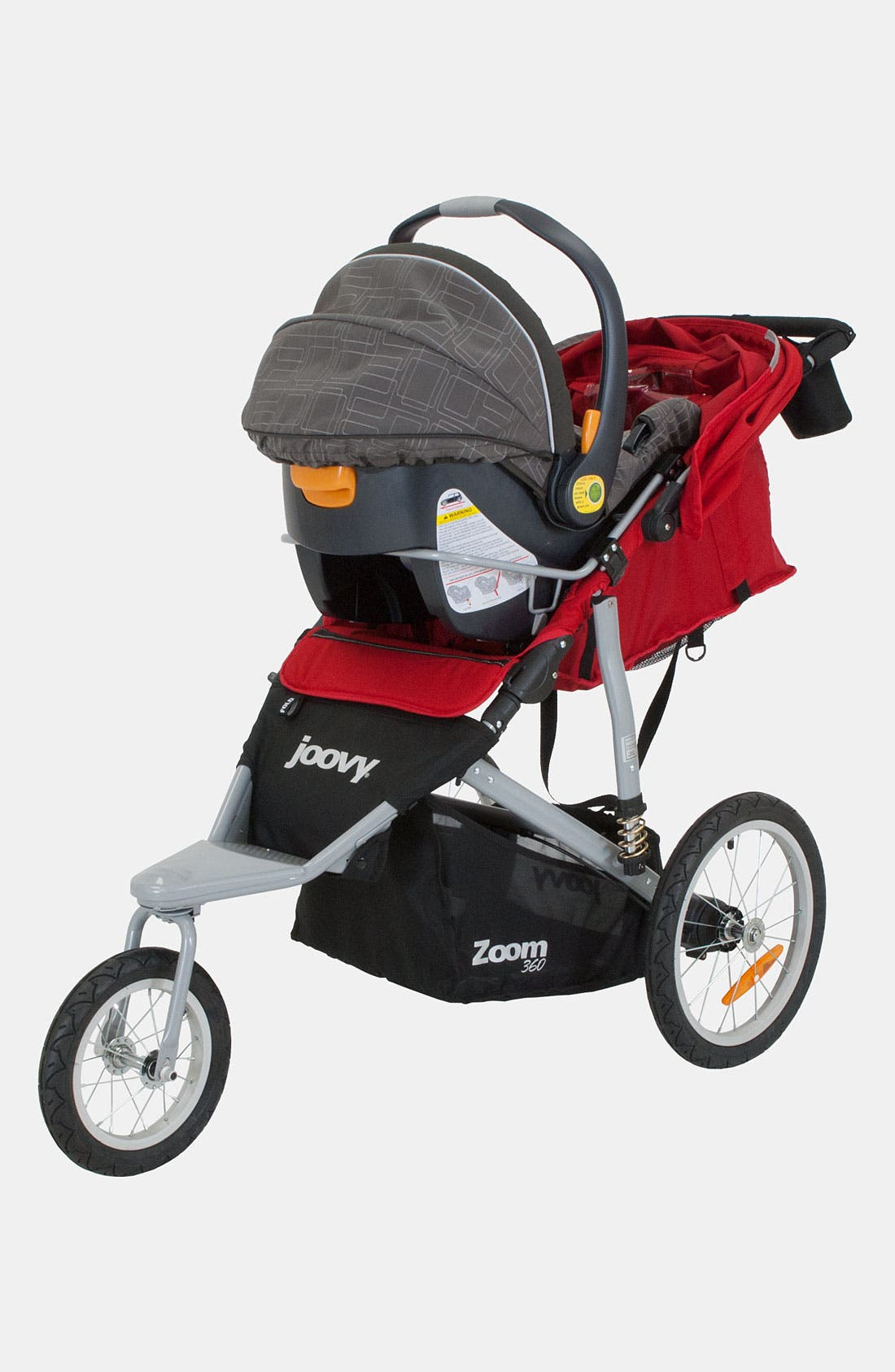 Alternate Image 2  - Joovy 'Zoom 360' Chicco® Car Seat Adaptor
