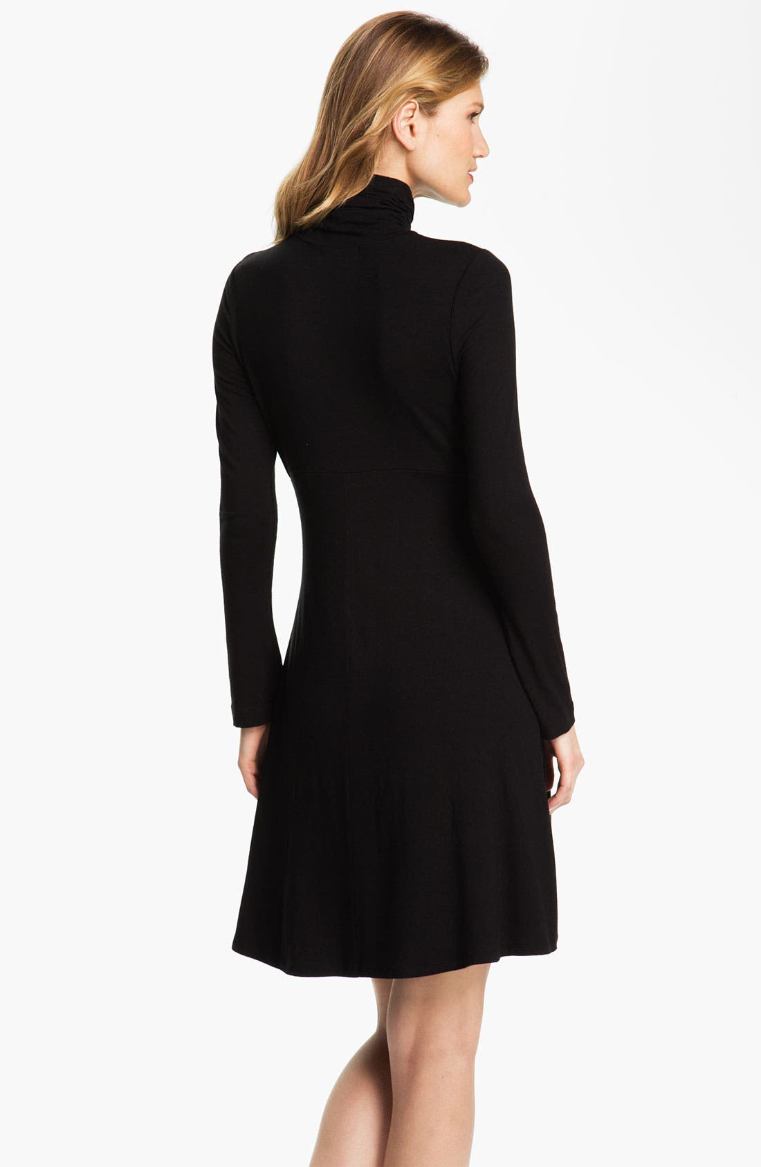 Alternate Image 2  - Karen Kane Turtleneck Dress