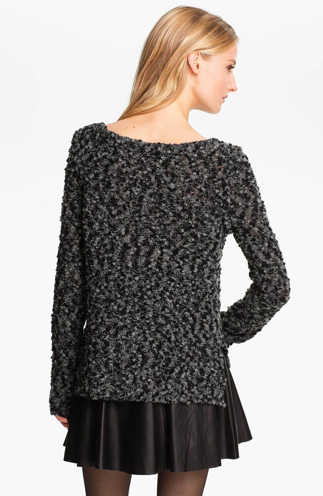 Alternate Image 2  - rag & bone 'Minetta' Pullover