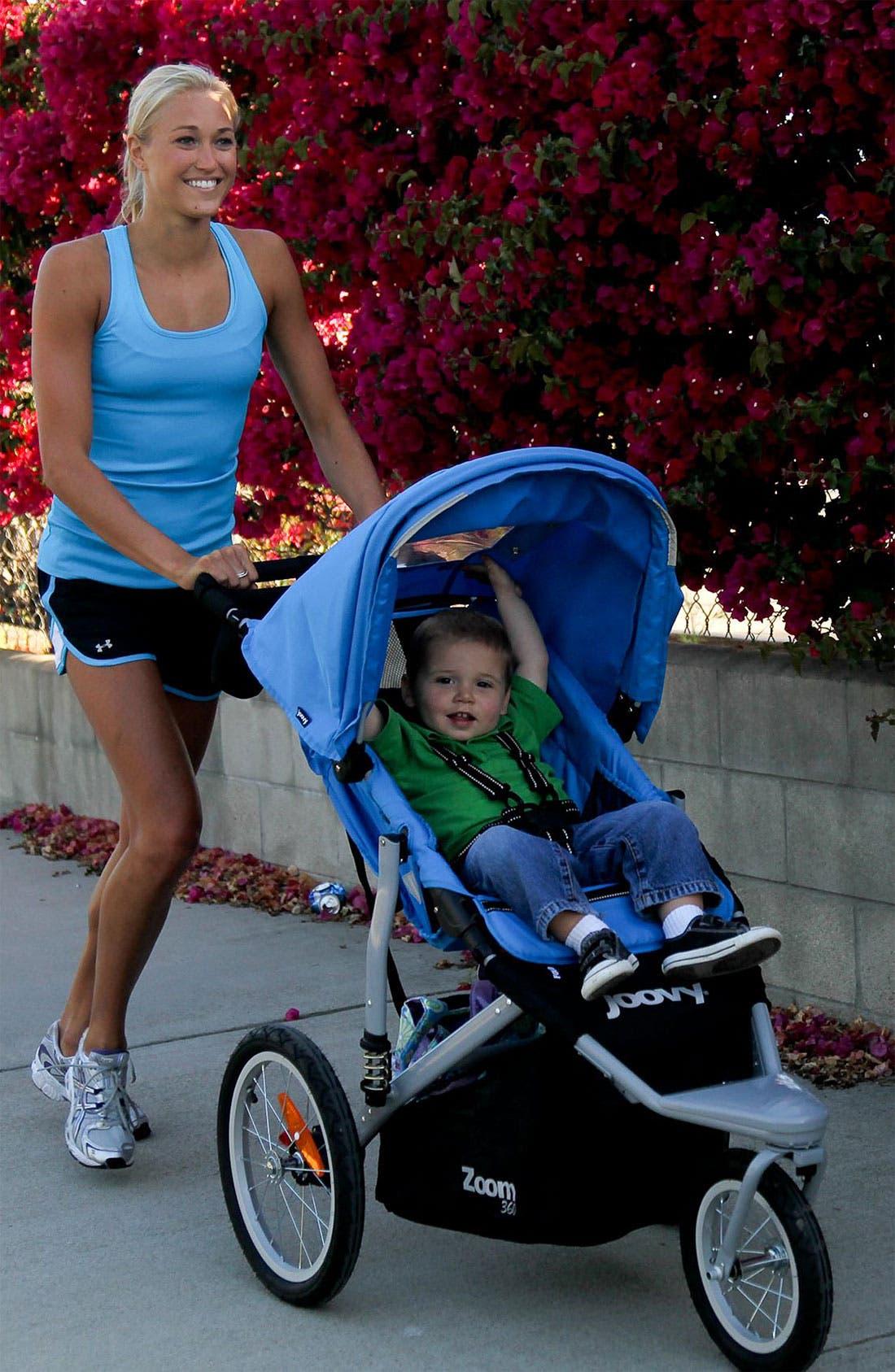 Alternate Image 2  - Joovy 'Zoom 360' Jogging Stroller