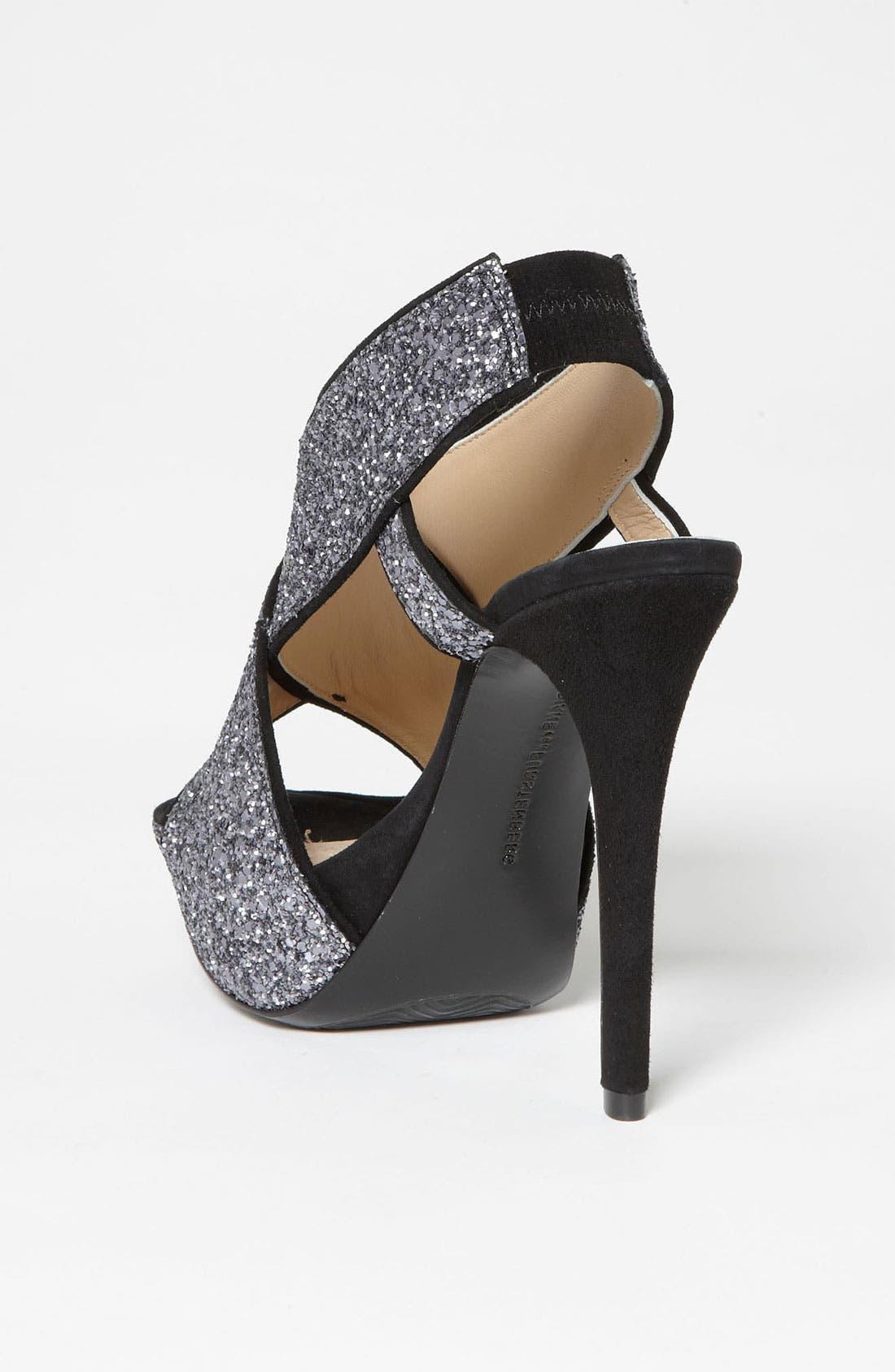 Alternate Image 2  - Diane von Furstenberg 'Zia' Glitter Sandal