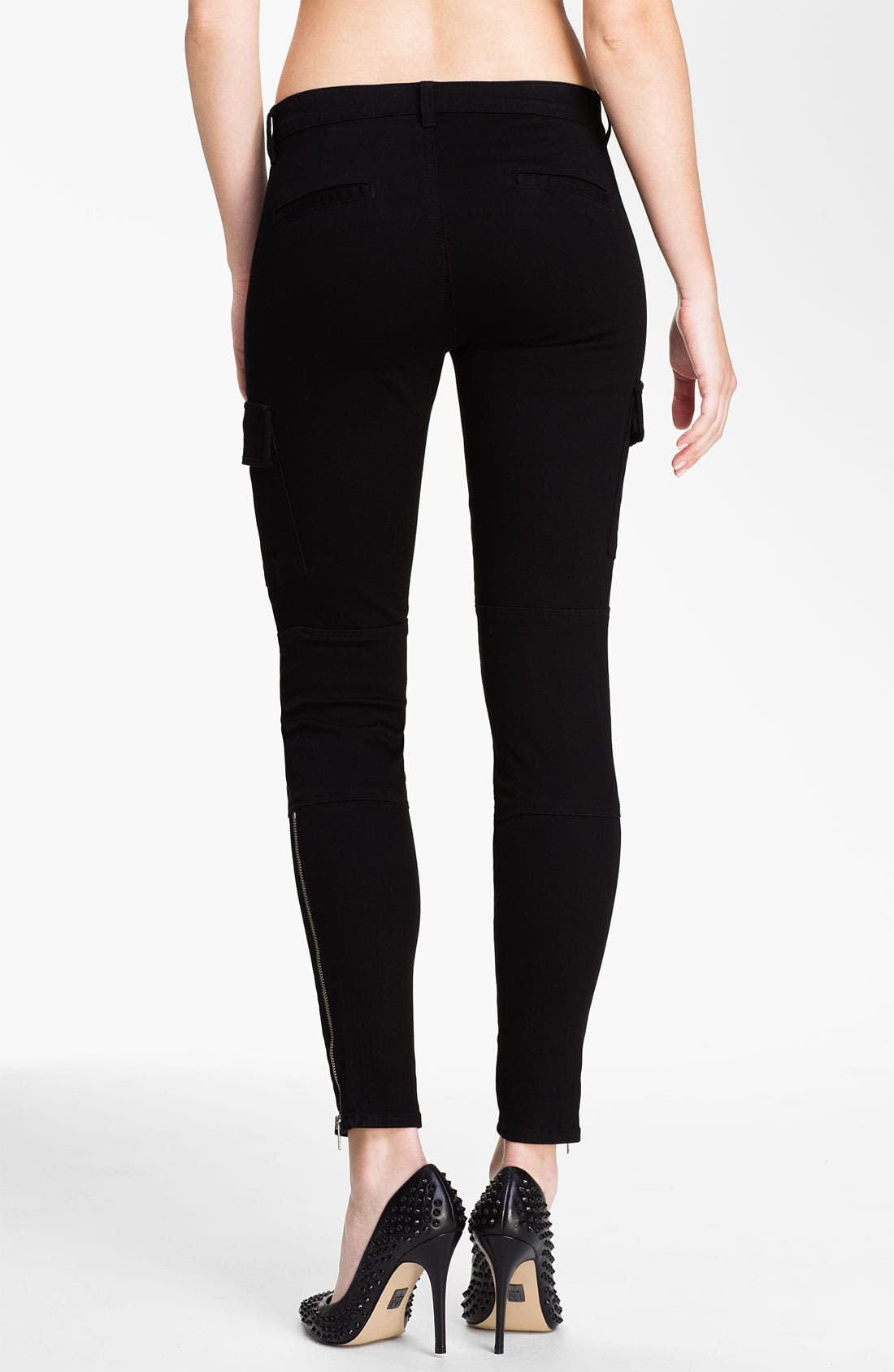Alternate Image 2  - J Brand 'The Brix' Slim Leg Pants