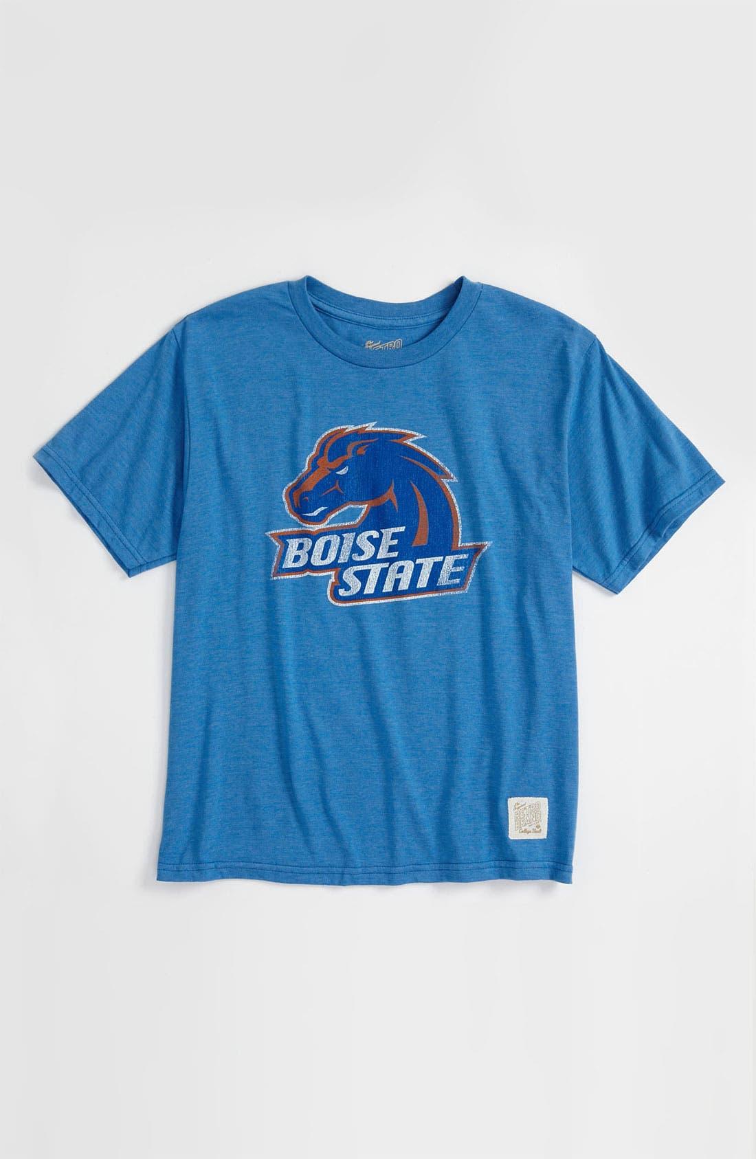 Main Image - The Original Retro Brand 'Boise State' T-Shirt (Big Boys)