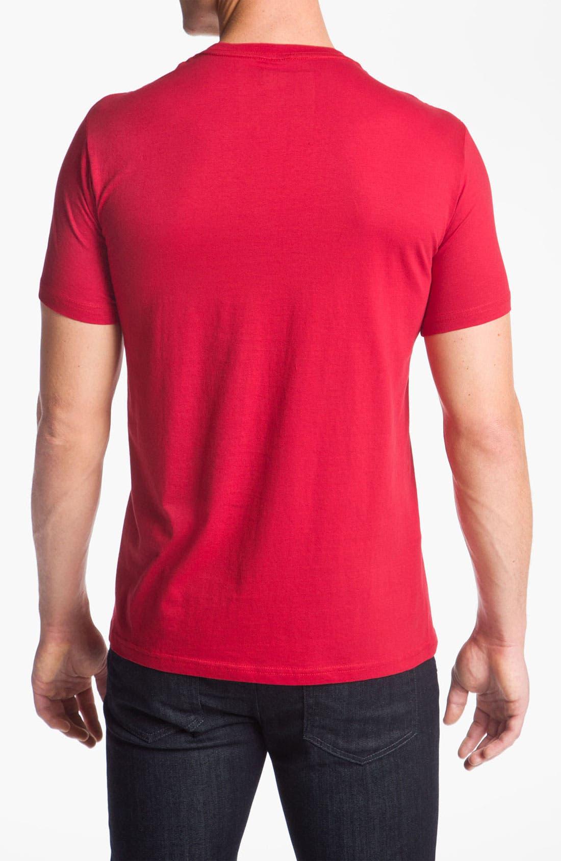 Alternate Image 2  - SLU 'Word' T-Shirt