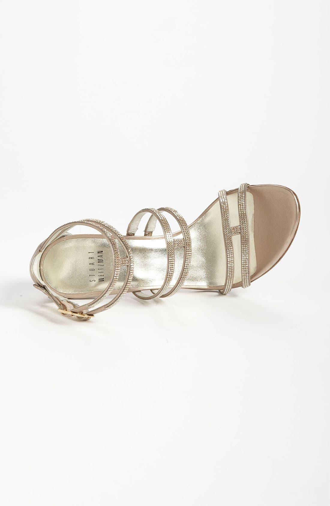 Alternate Image 3  - Stuart Weitzman 'Stopstraffic' Sandal