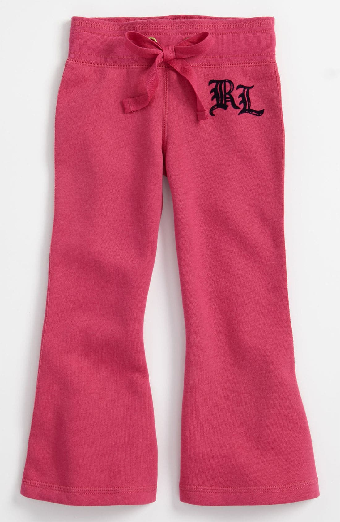 Alternate Image 1 Selected - Ralph Lauren Pants (Toddler)