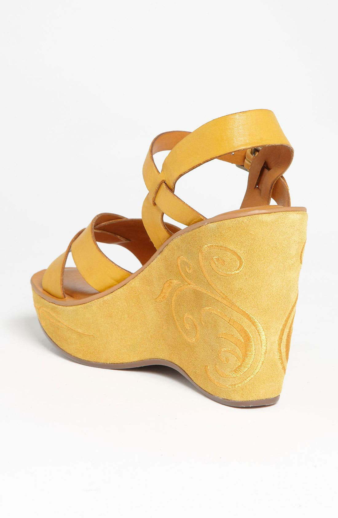 Alternate Image 2  - Kork-Ease 'Bette' Wedge Sandal