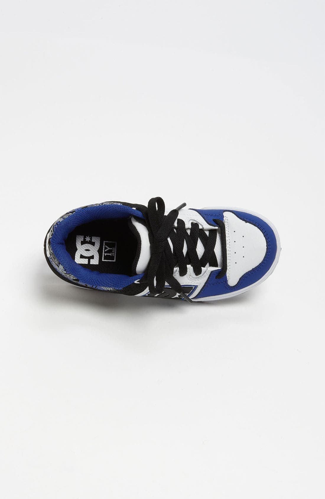 Alternate Image 3  - DC Shoes 'Turbo 2' Sneaker (Little Kid & Big Kid)
