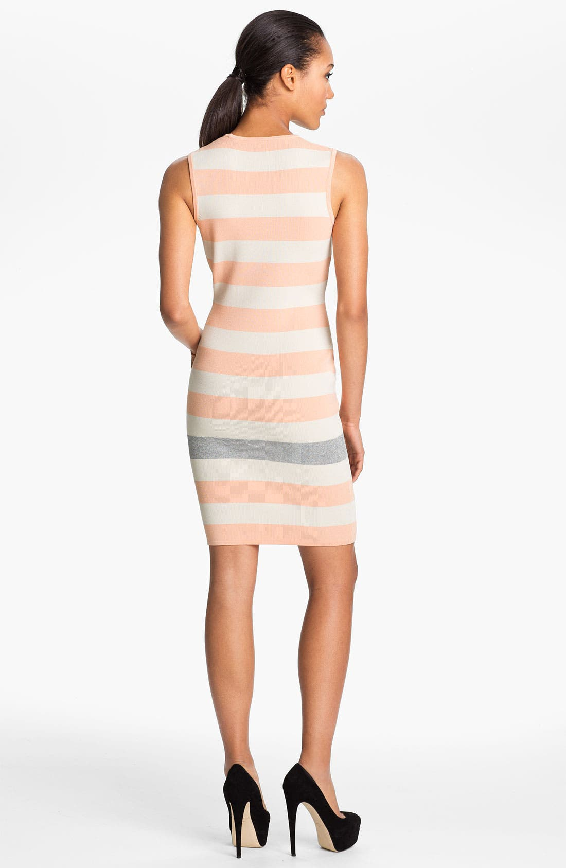 Alternate Image 2  - camilla and marc 'Hariett' Stripe Knit Tank Dress
