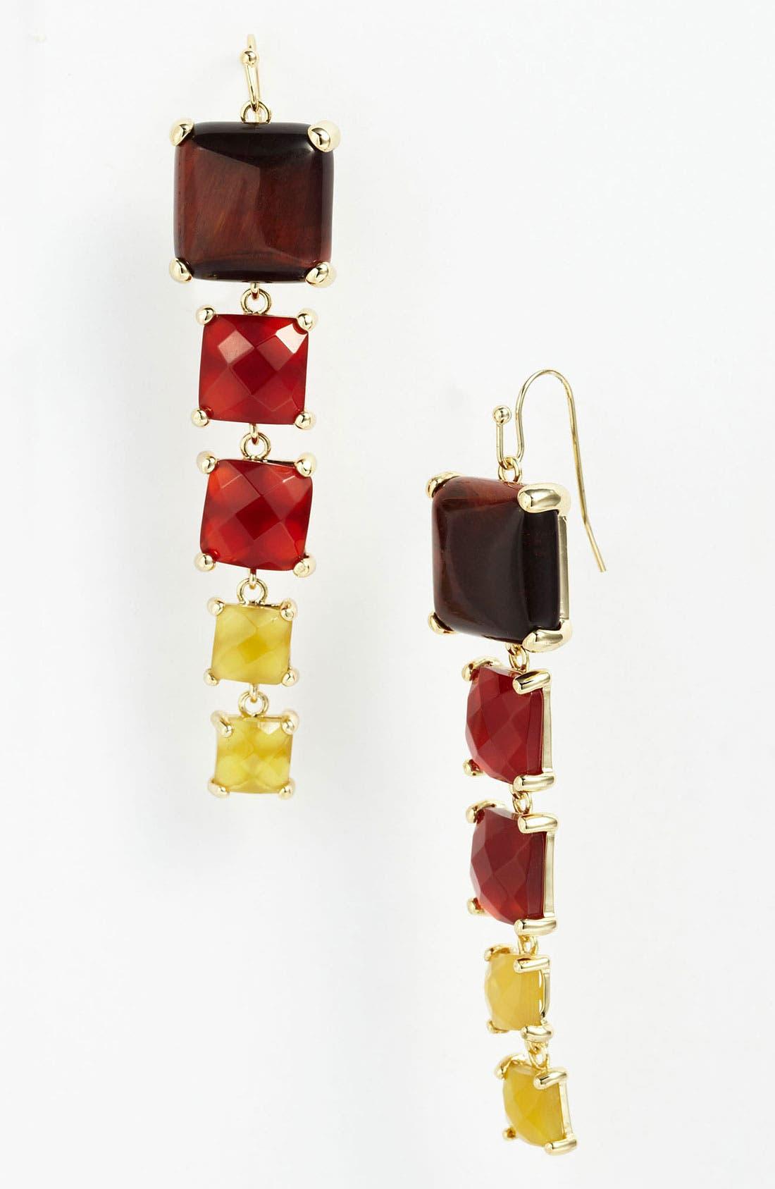 Alternate Image 1 Selected - Kendra Scott 'Lindy' Linear Earrings