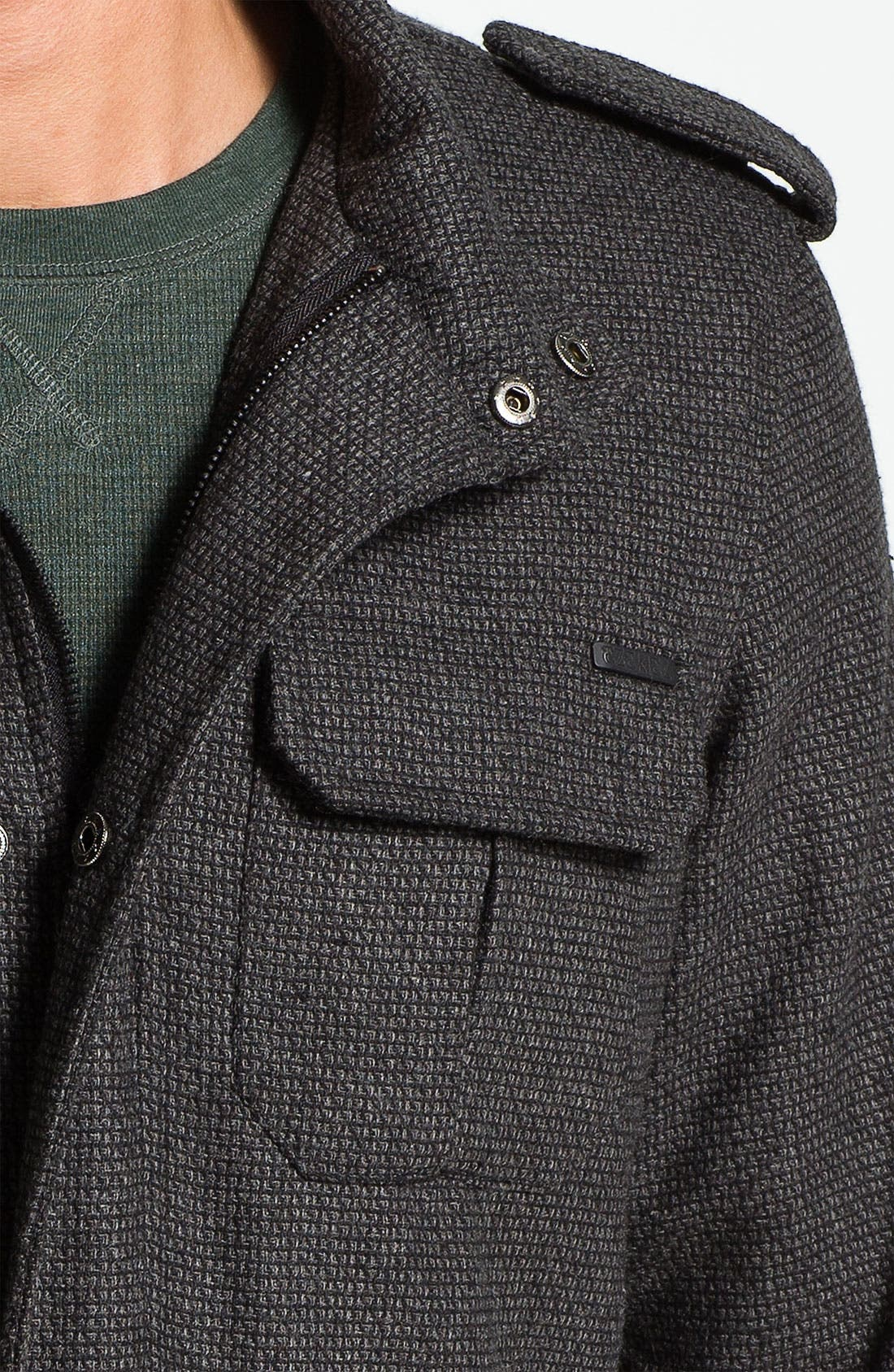 Alternate Image 3  - Ezekiel 'Predator' Tweed Jacket