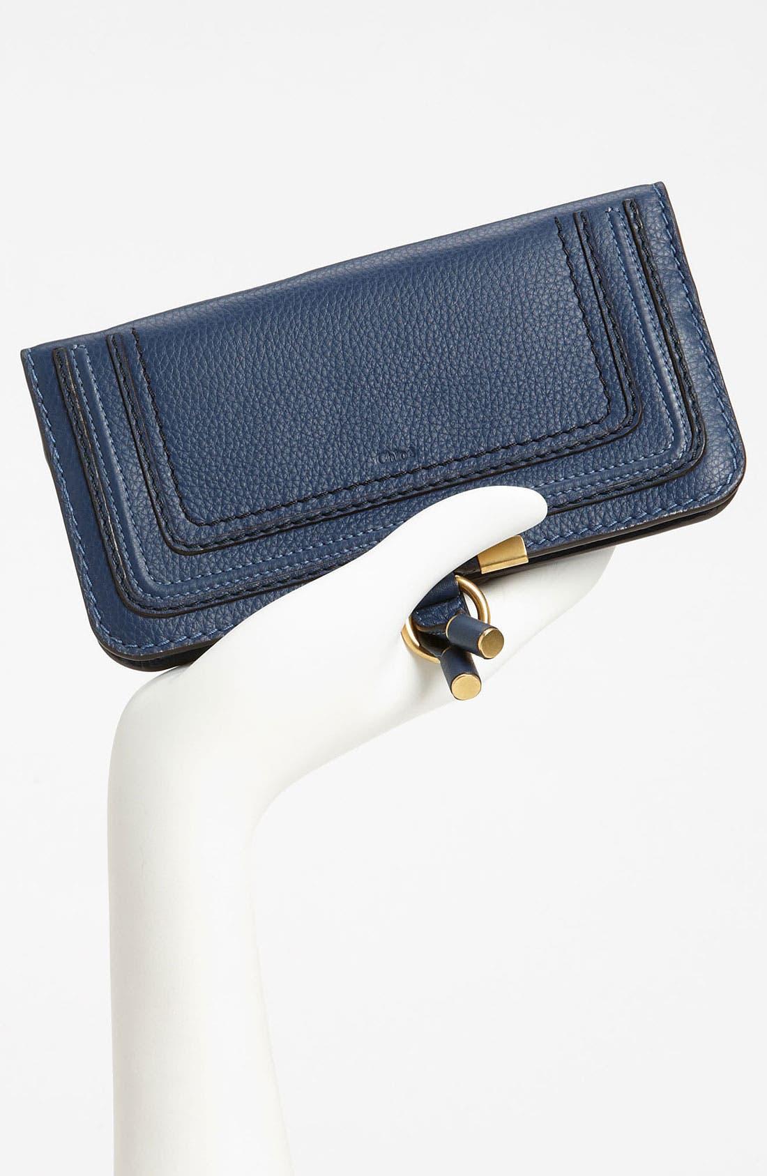 Alternate Image 2  - Chloé 'Marcie' Continental Snap Wallet