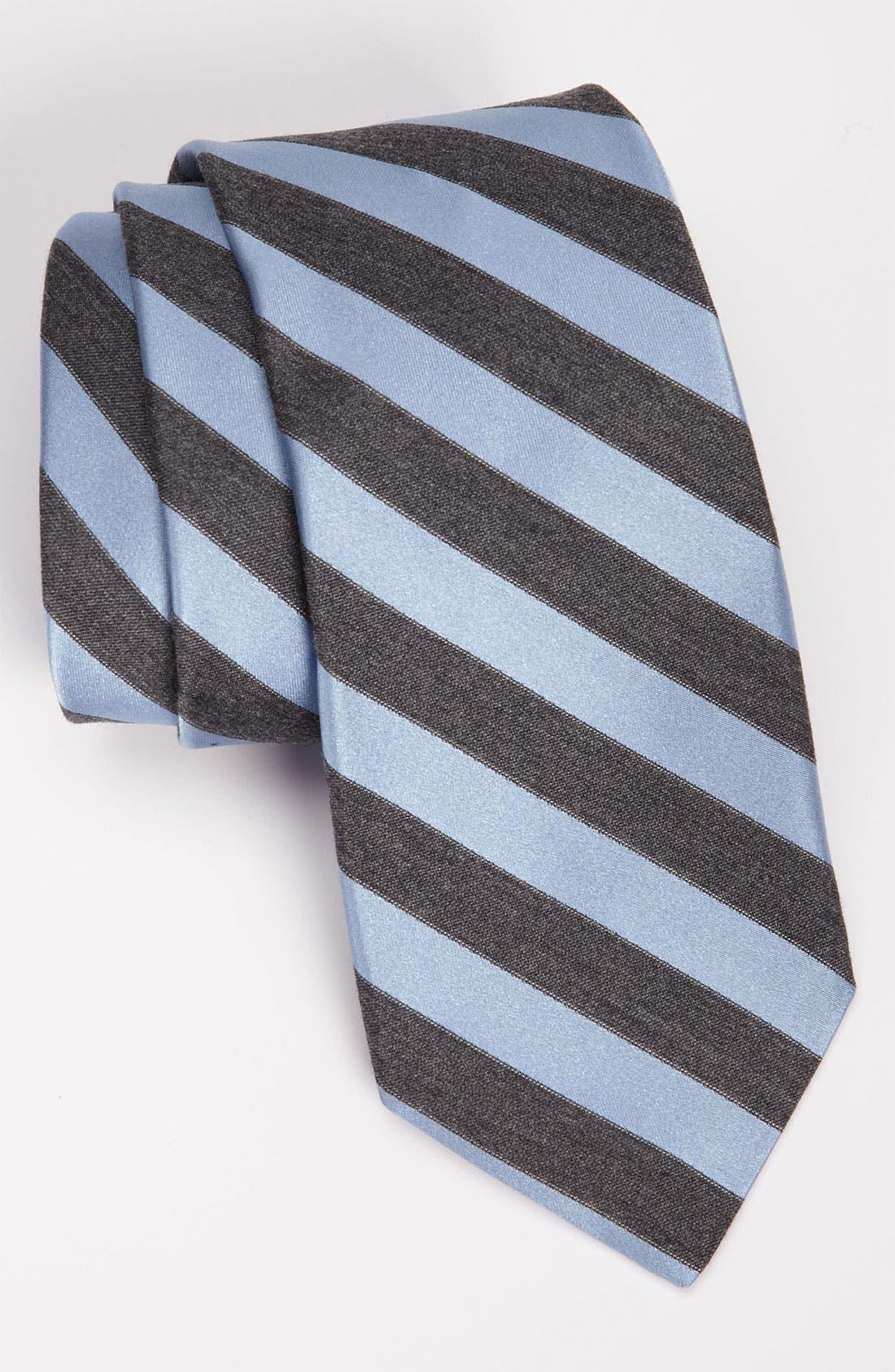 Alternate Image 1 Selected - Michael Kors Woven Tie