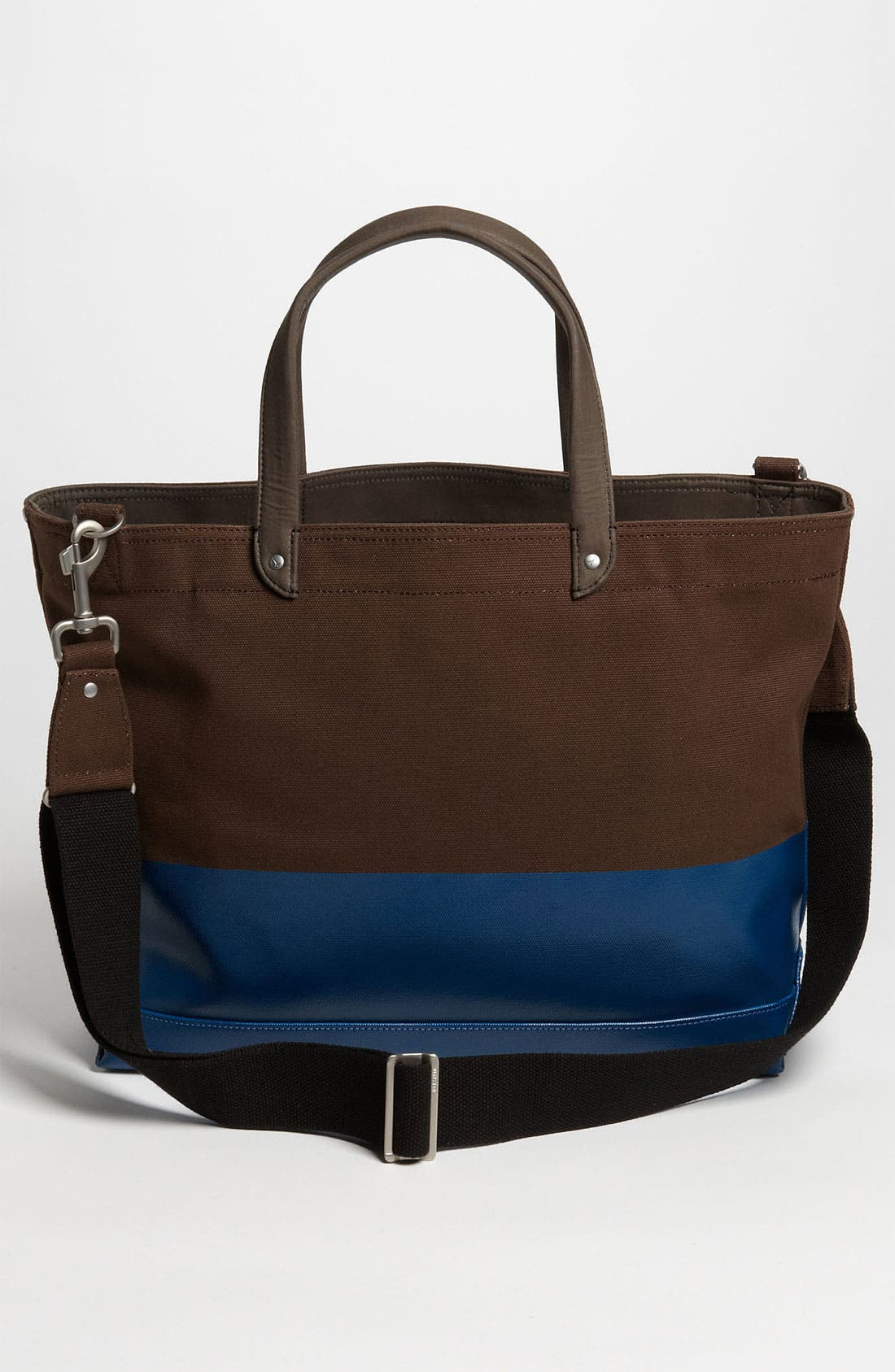 Alternate Image 2  - Jack Spade 'Industrial Dipped Coal' Canvas Bag