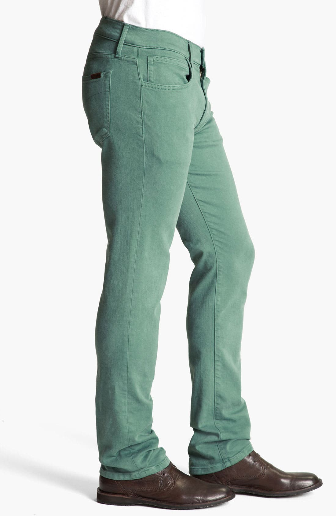 Alternate Image 3  - Joe's 'Brixton' Slim Straight Leg Jeans (Atlantic)