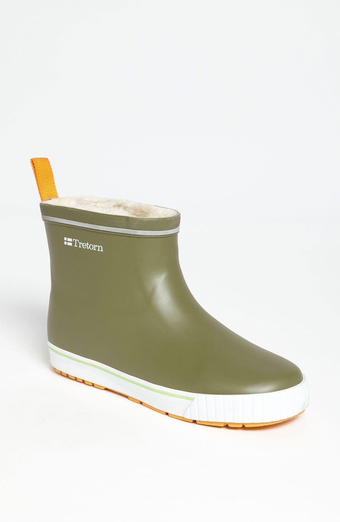 Alternate Image 1 Selected - Tretorn 'Skerry Spritz Vinter' Rain Boot (Women)
