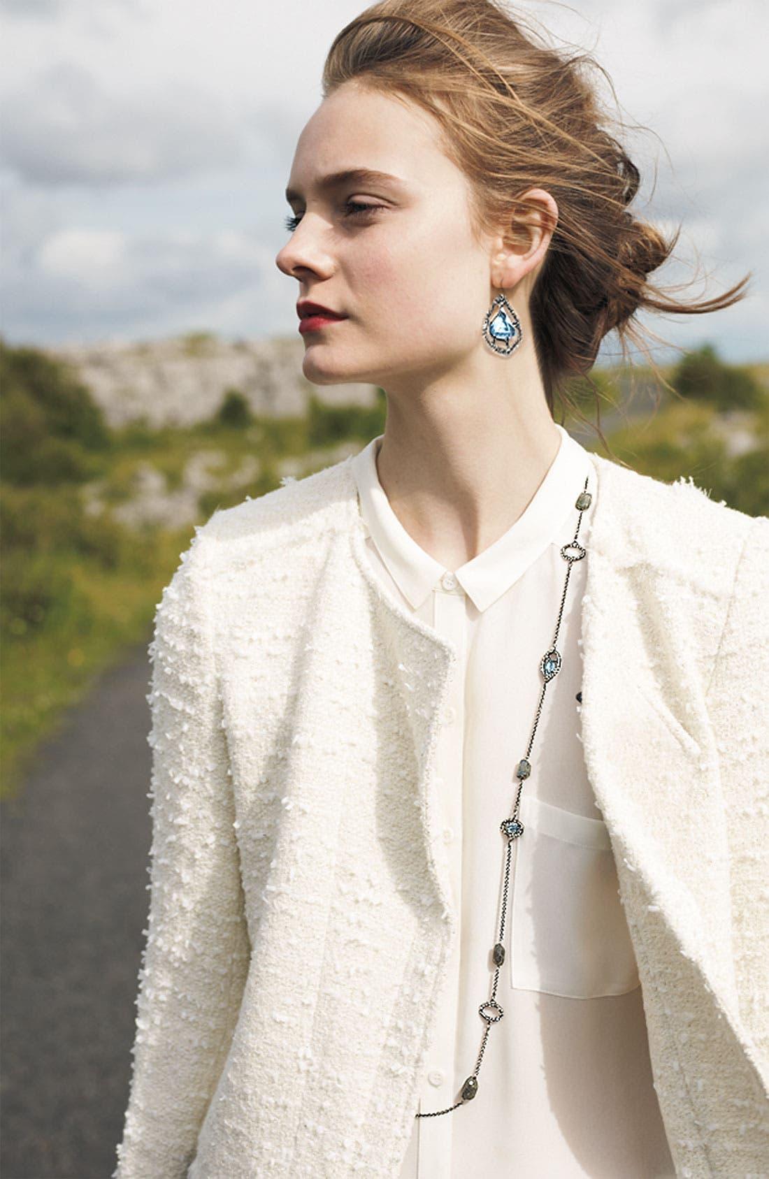 Alternate Image 6  - Alexis Bittar 'Miss Havisham - Deco' Long Station Necklace (Nordstrom Exclusive)
