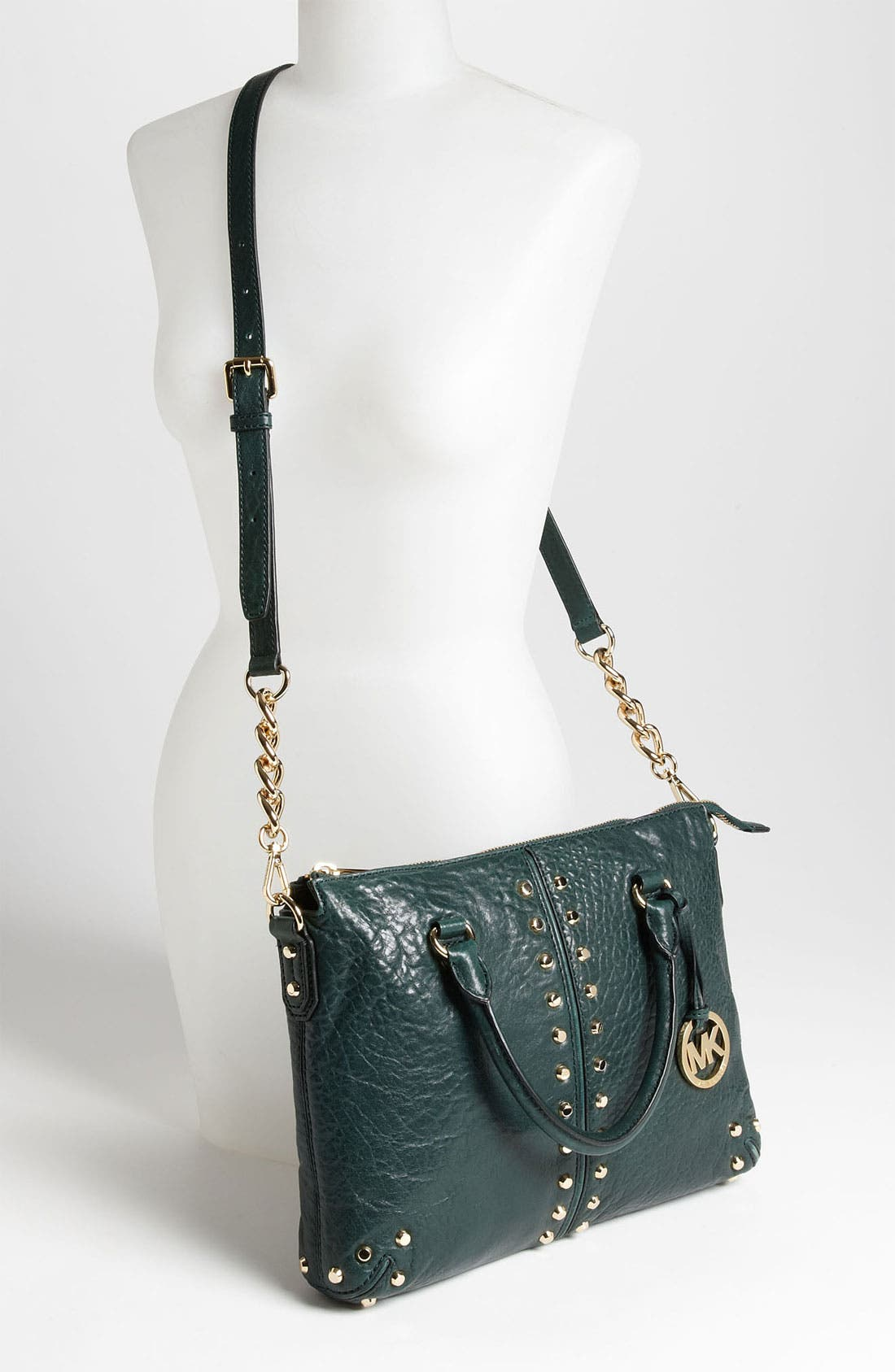 Alternate Image 2  - MICHAEL Michael Kors 'Uptown Astor - Medium' Crossbody Satchel