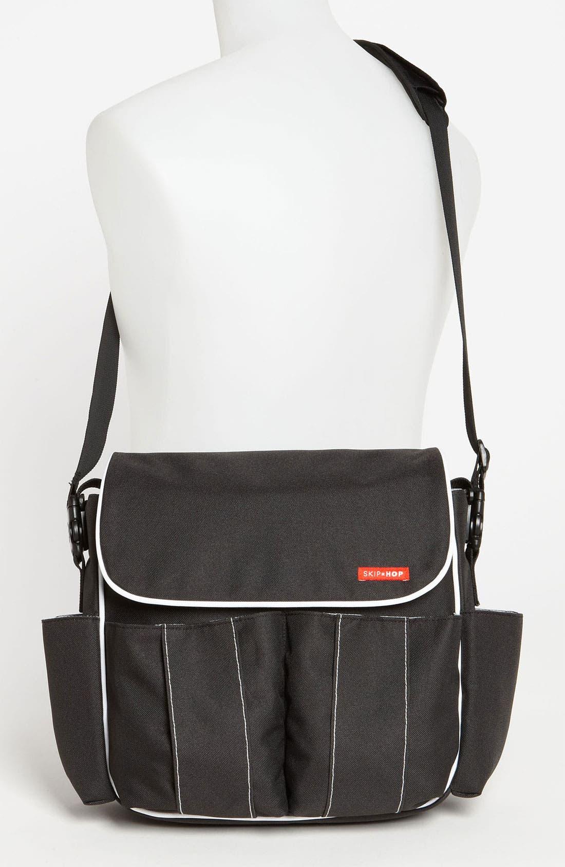 Alternate Image 4  - Skip Hop 'Dash' Diaper Bag (Deluxe Edition)
