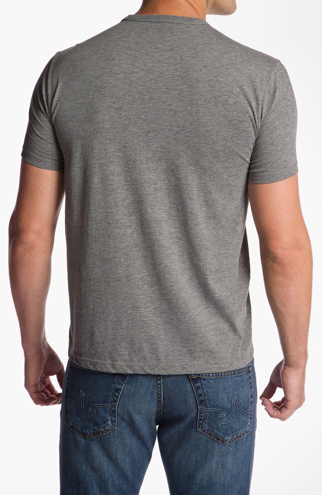 Alternate Image 2  - Banner 47 'Washington Redskins - Scrum' T-Shirt