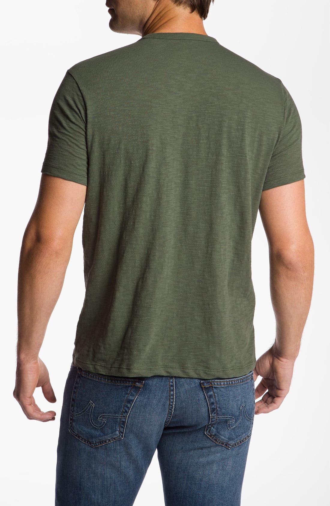 Alternate Image 2  - Banner 47 'Green Bay Packers - Scrum' T-Shirt