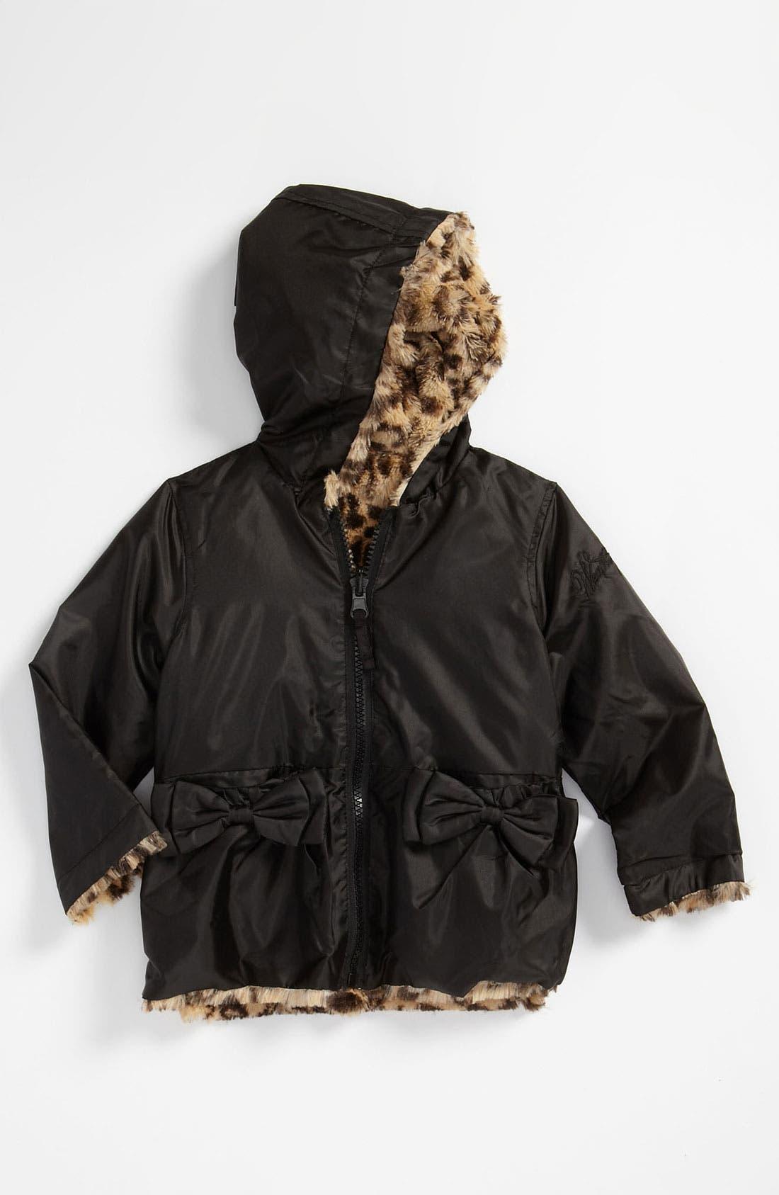 Alternate Image 1 Selected - Weatherproof® Reversible Jacket (Toddler)