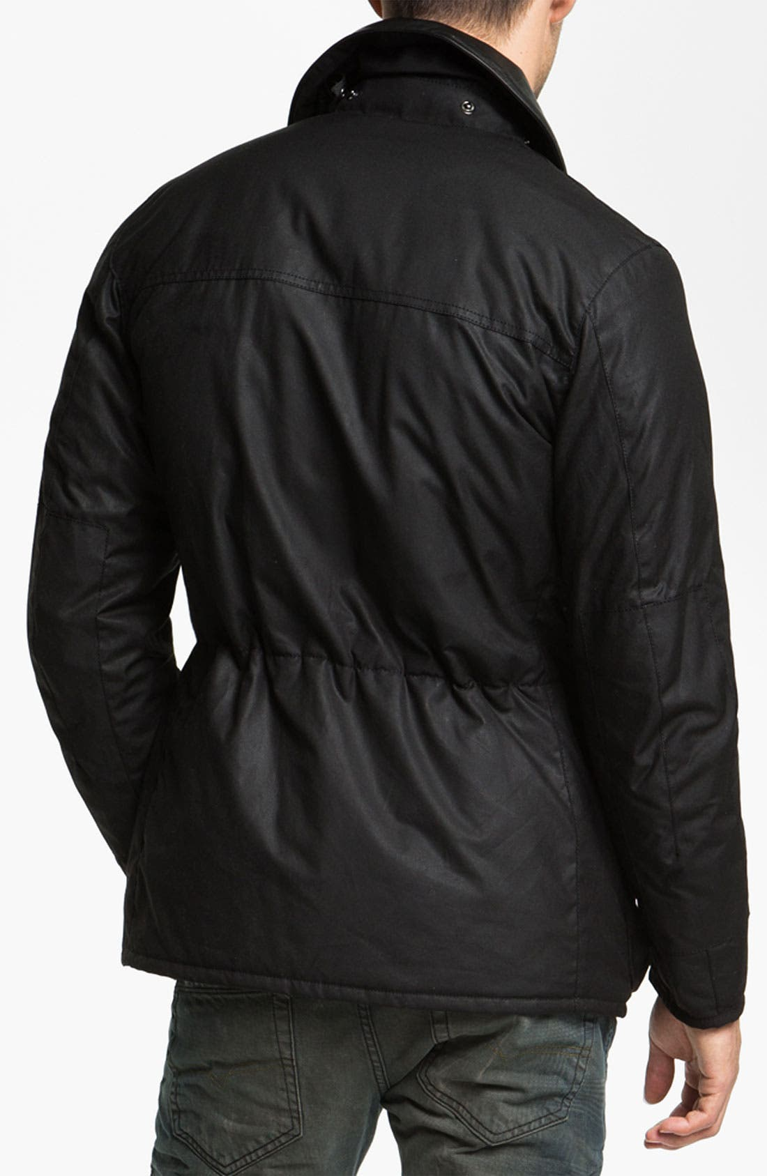 Alternate Image 2  - Barbour 'Surtees' Wax Cotton Jacket