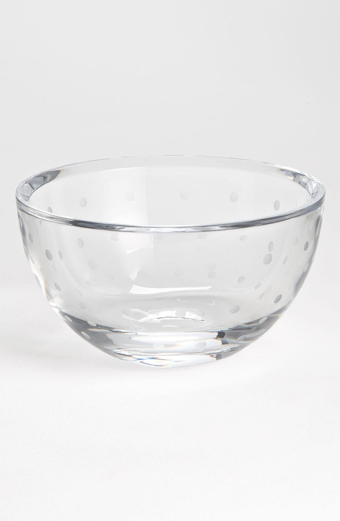 Alternate Image 1 Selected - kate spade new york 'larabee dot' round bowl
