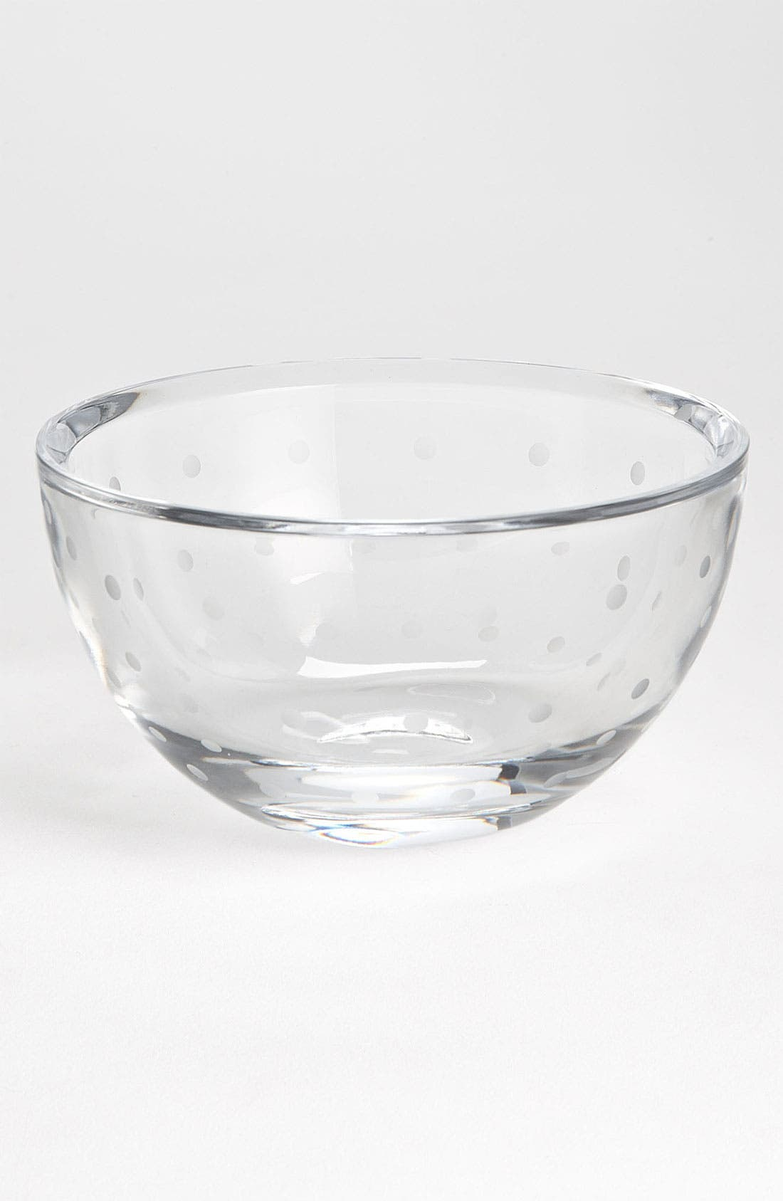 Main Image - kate spade new york 'larabee dot' round bowl