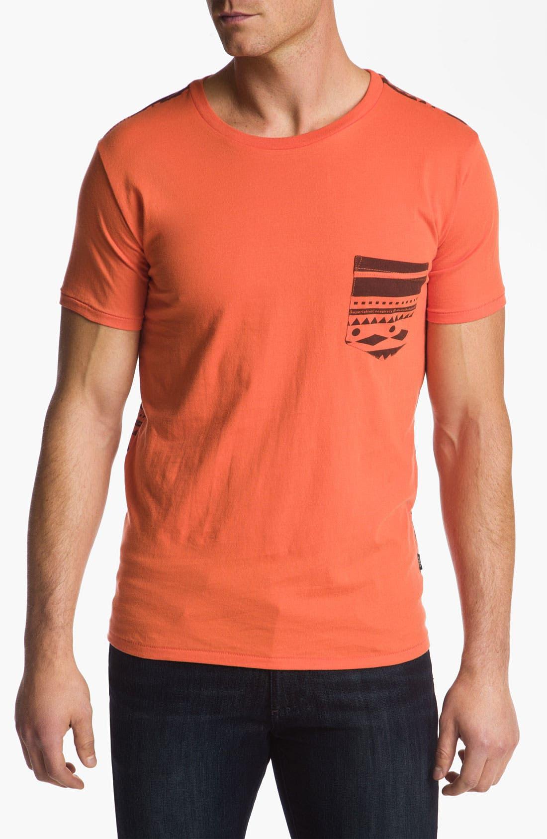 Alternate Image 2  - WeSC 'Larper Pocket' T-Shirt