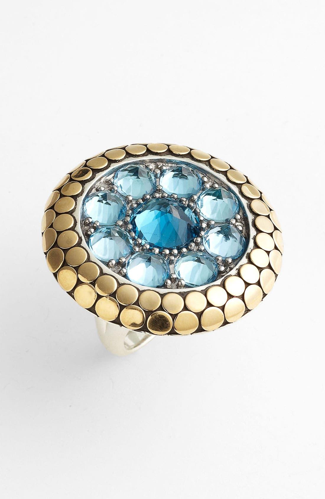 Alternate Image 1 Selected - John Hardy 'Batu Dot' Cocktail Ring