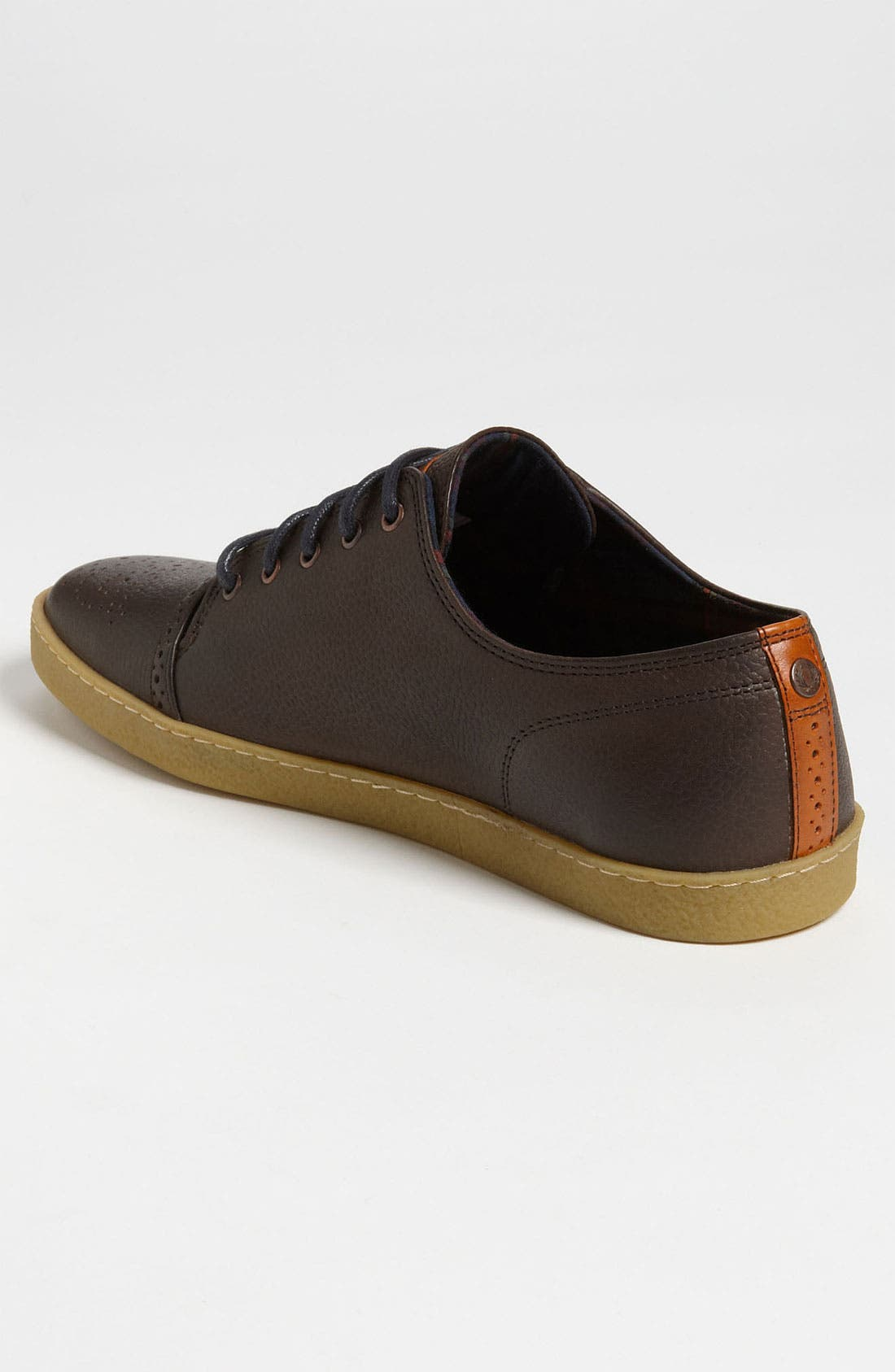 Alternate Image 2  - Fred Perry 'Deighton' Leather Sneaker