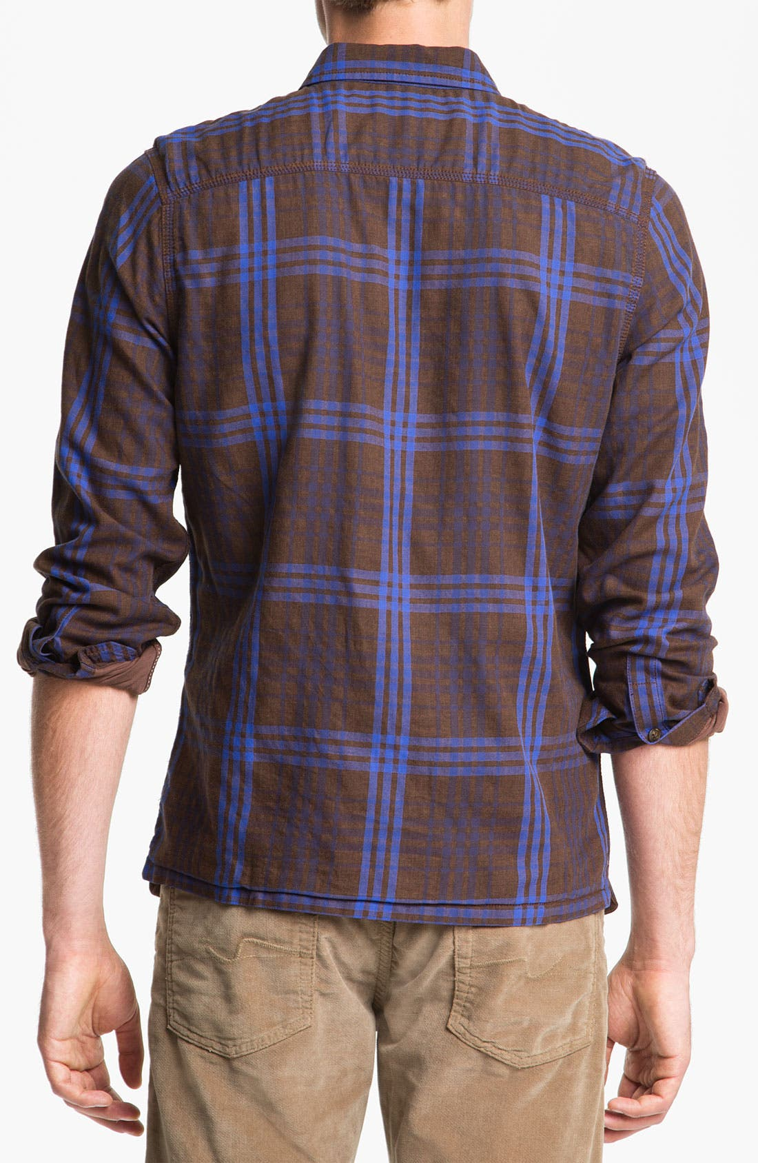 Alternate Image 2  - life/after/denim 'St. Peter' Lined Woven Shirt