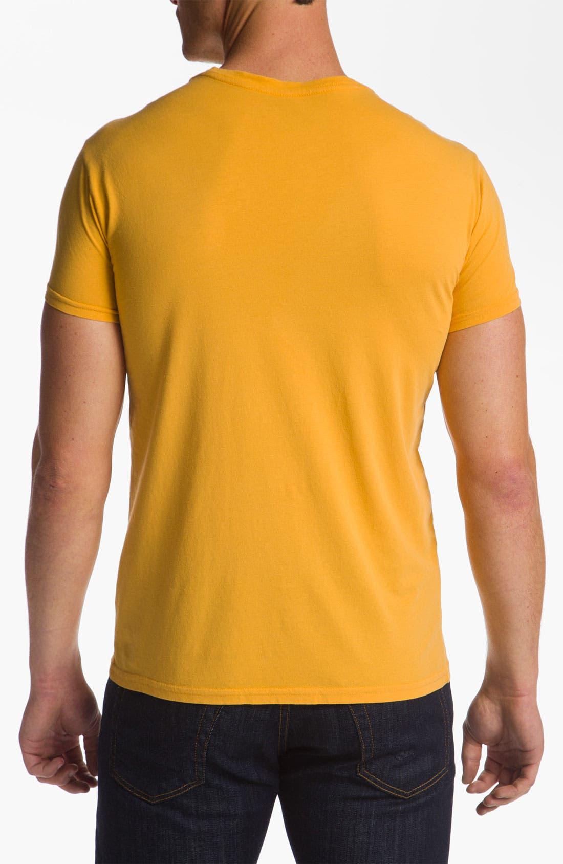 Alternate Image 2  - Retro Brand 'Arizona State Sun Devils' T-Shirt