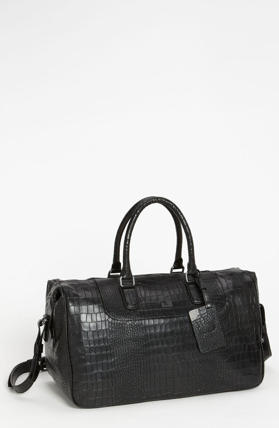 Alternate Image 1 Selected - BOSS Black 'Ector' Duffel Bag