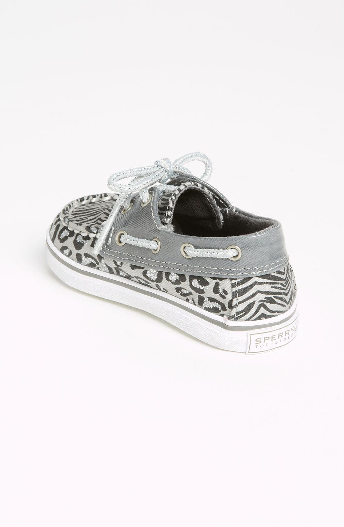 Alternate Image 2  - Sperry Top-Sider® 'Bahama' Crib Shoe (Baby)