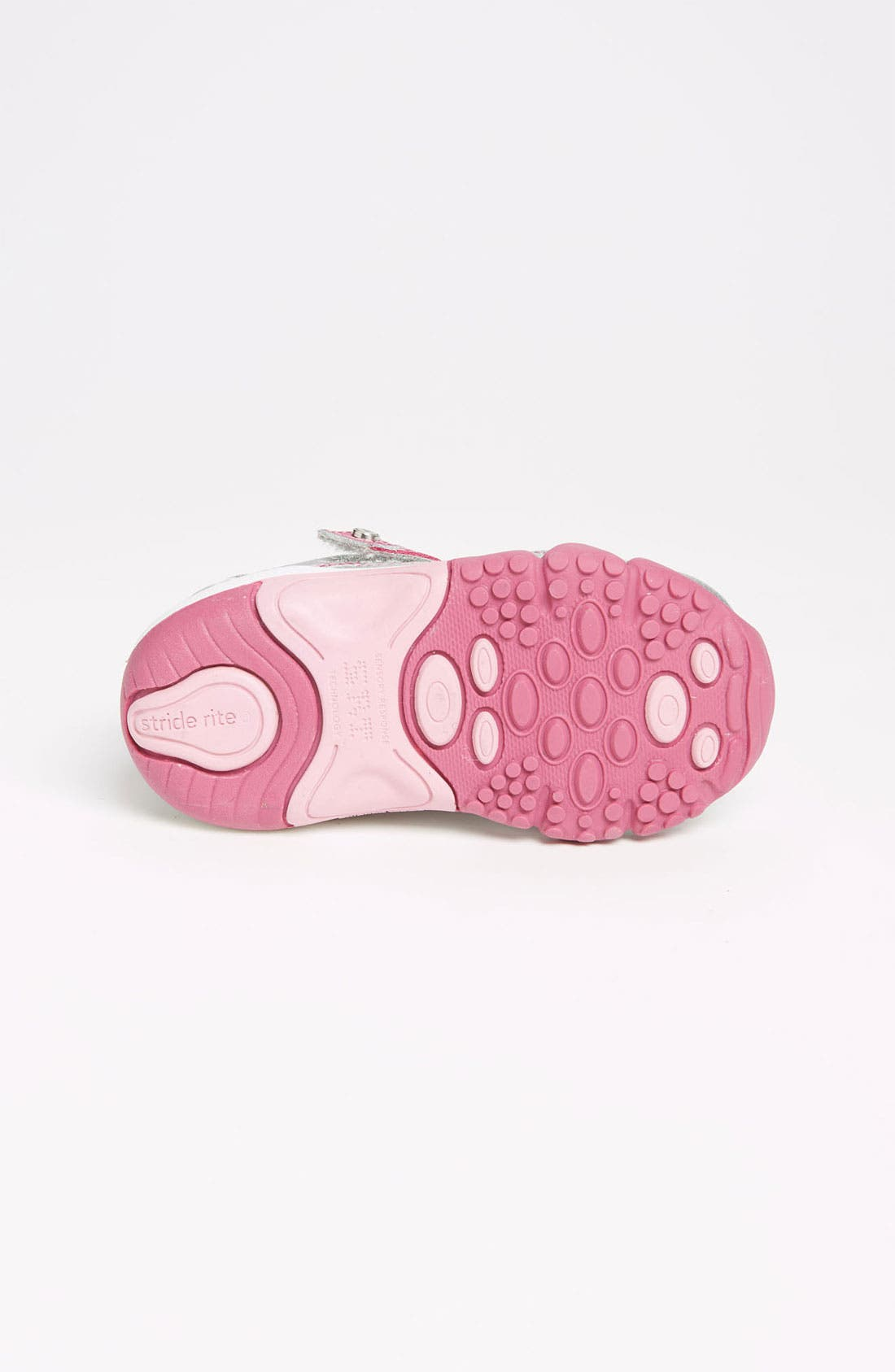 Alternate Image 4  - Stride Rite 'Misty' Sneaker (Baby, Walker & Toddler)
