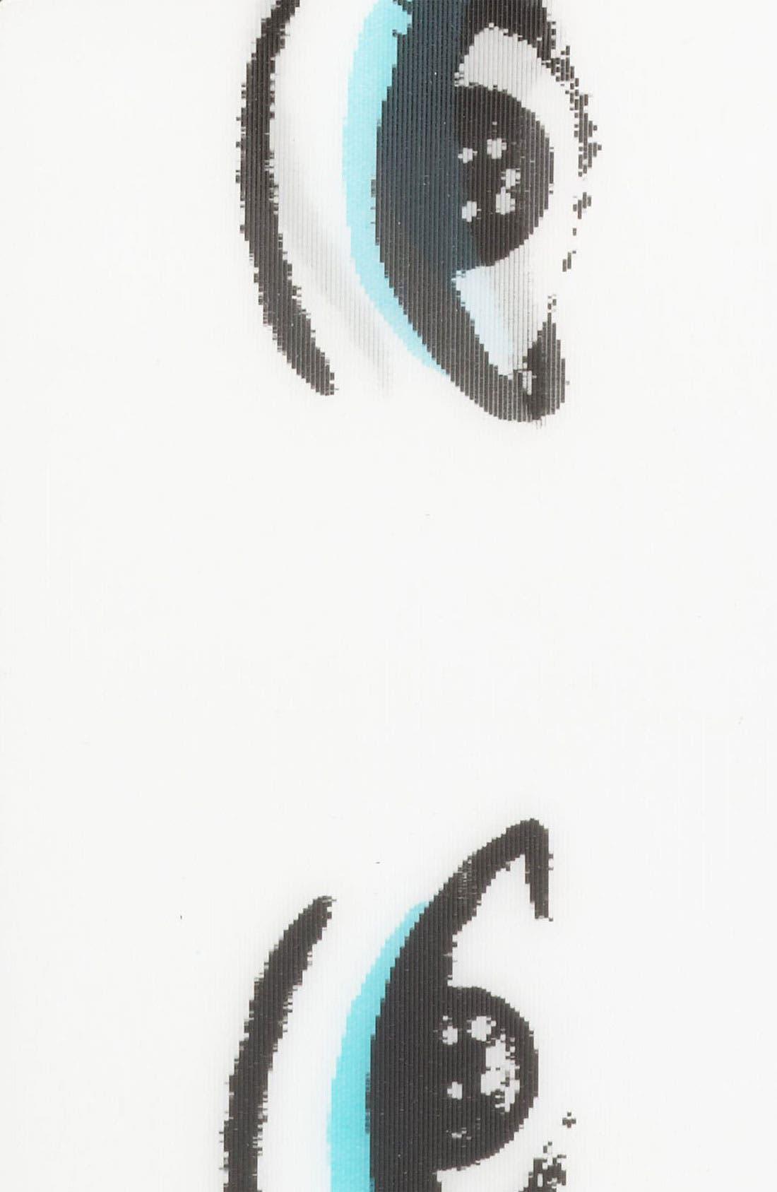Alternate Image 3  - kate spade new york 'lenticular eyes' iPhone 5 & 5s case